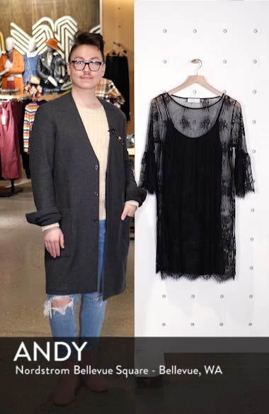 Aix Lace Dress, sales video thumbnail