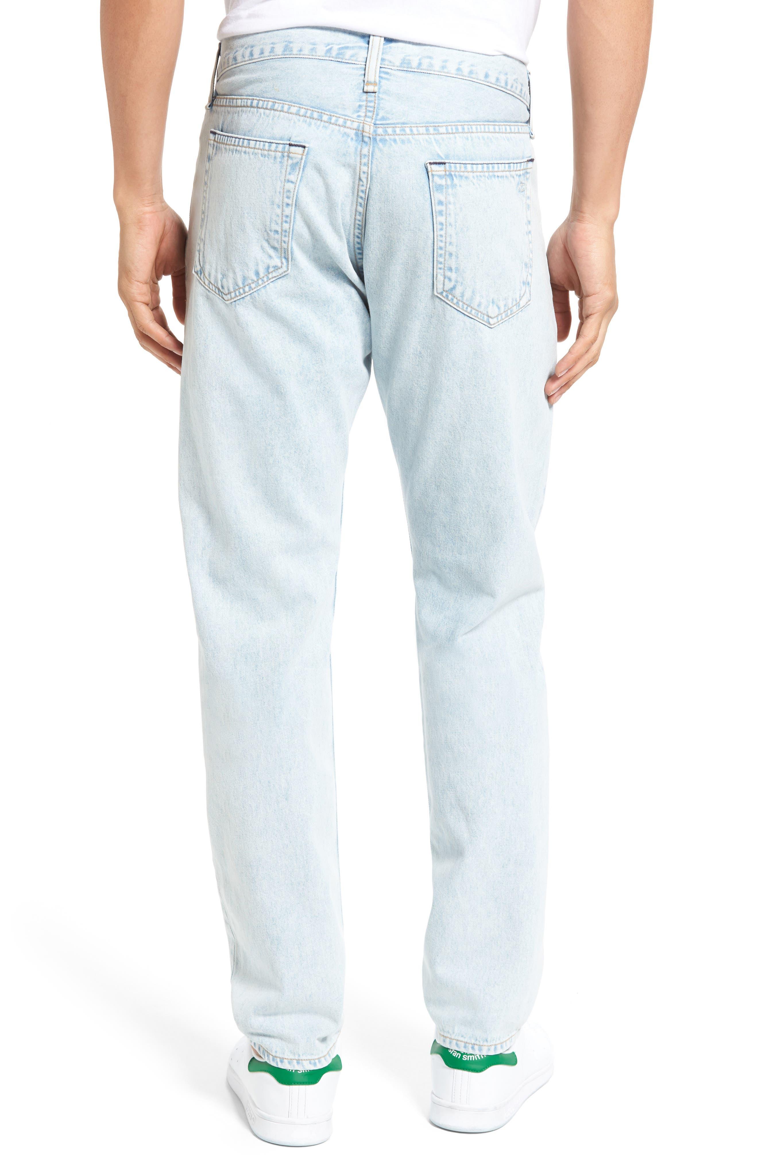 Lennox Skinny Fit Pants,                             Alternate thumbnail 2, color,                             020