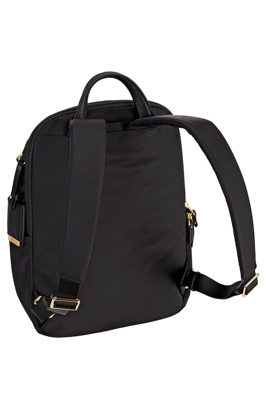 TUMI,                             Voyageur - Small Daniella Backpack,                             Alternate thumbnail 3, color,                             001