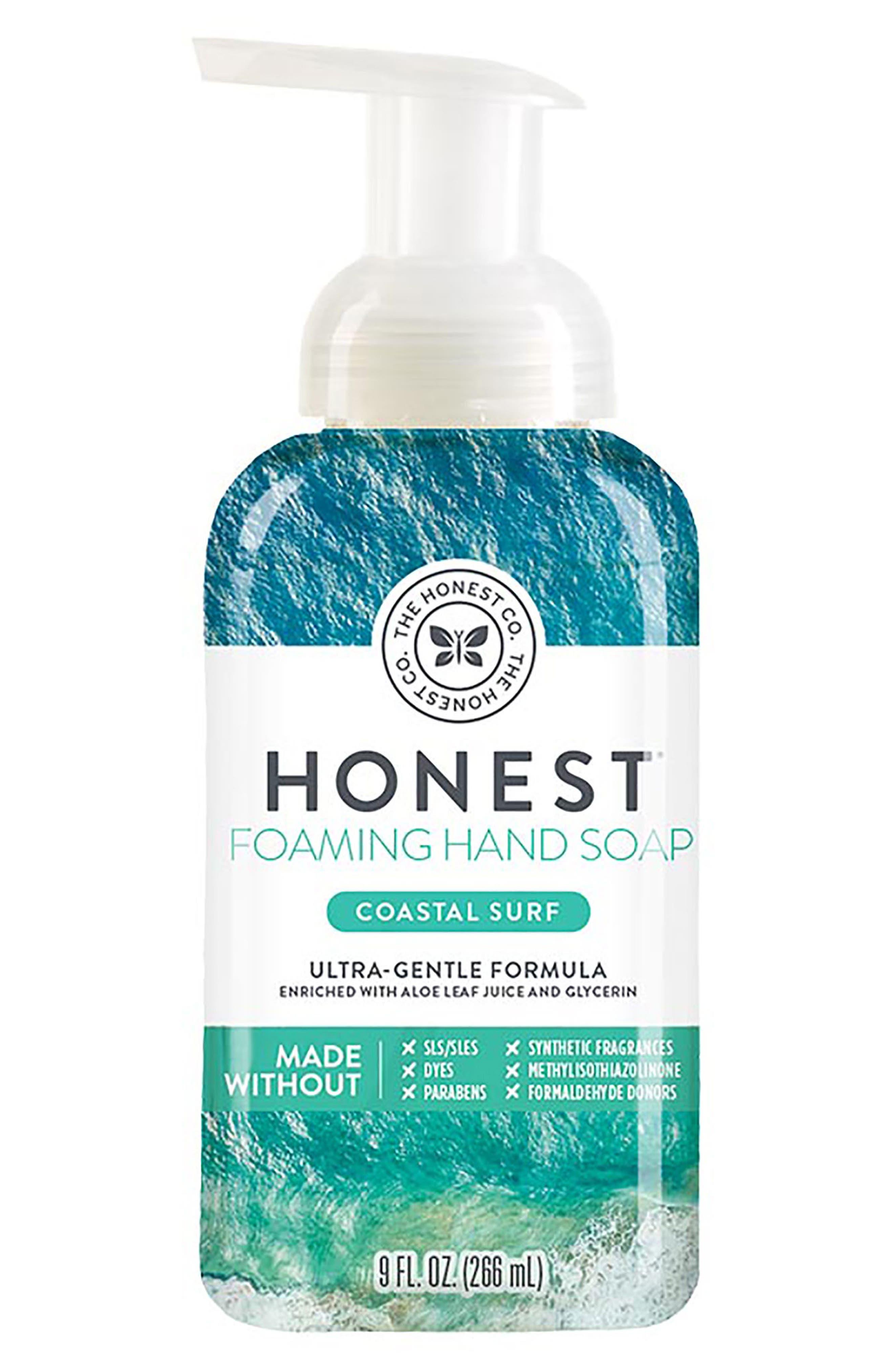 Coastal Surf Foaming Hand Soap,                             Main thumbnail 1, color,                             400