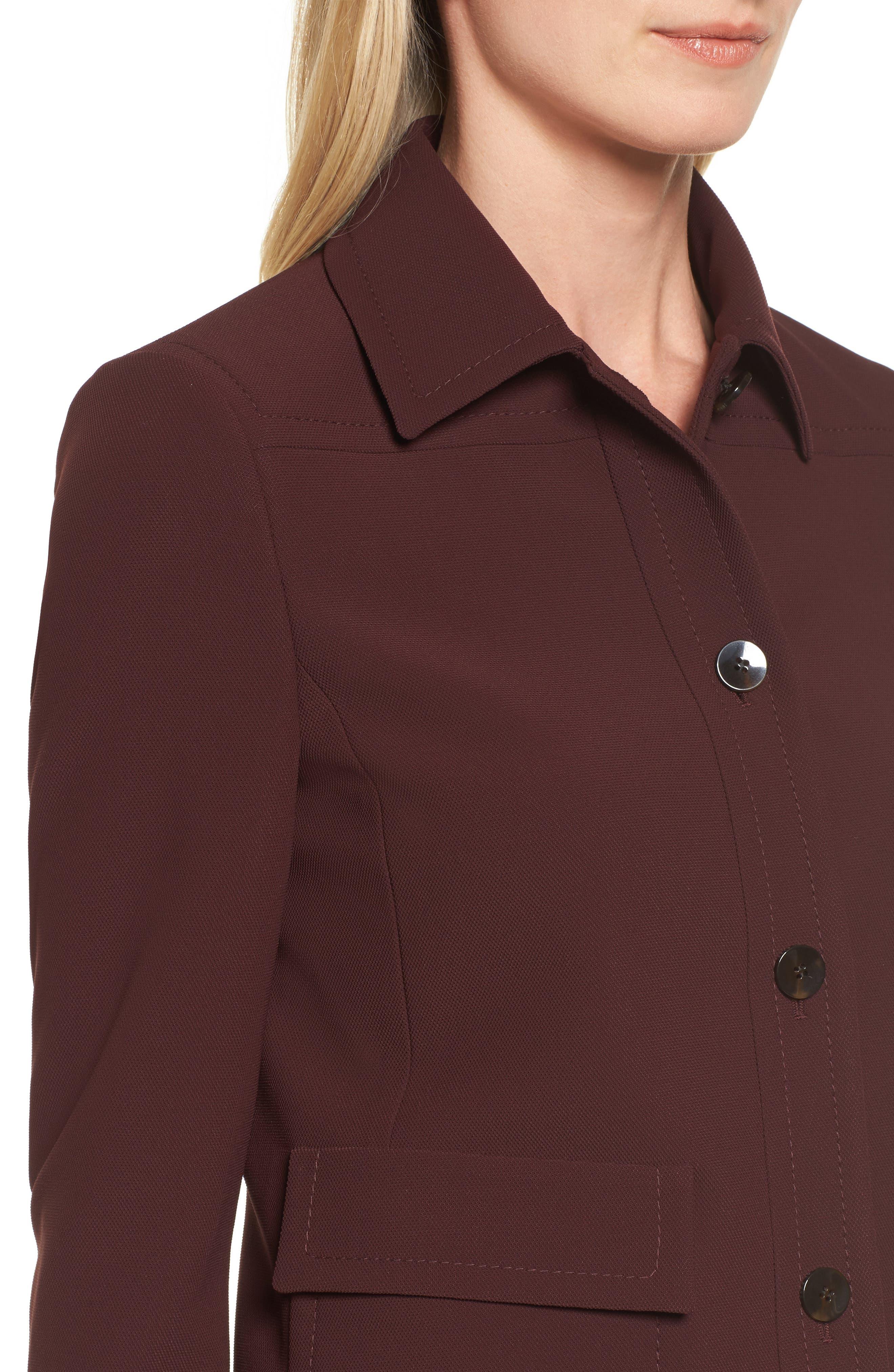 Juriona Suit Jacket,                             Alternate thumbnail 4, color,                             602