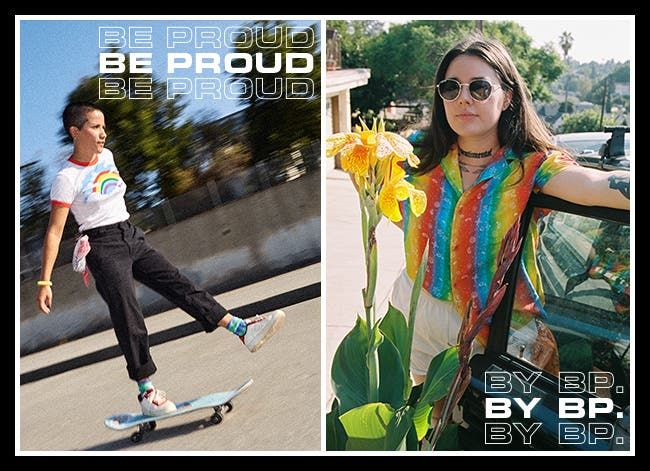 Be Proud by BP.