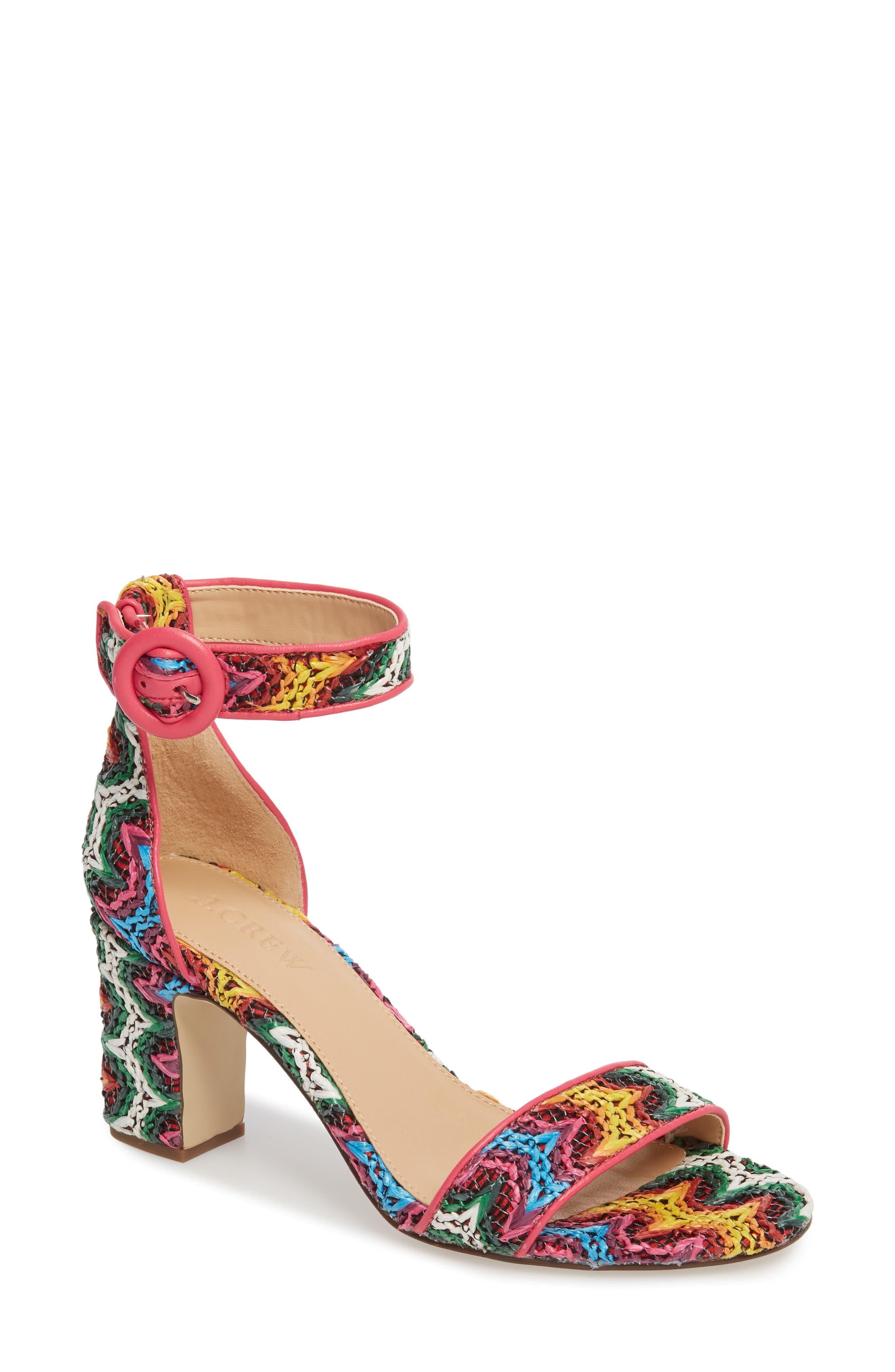 Remi Ankle Strap Sandal,                             Main thumbnail 2, color,