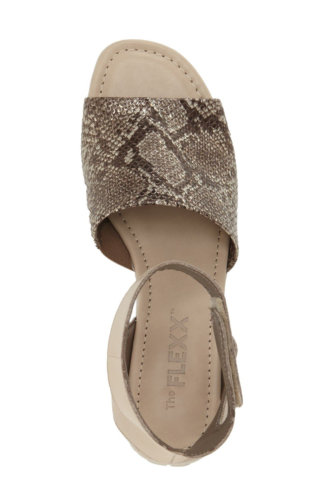 'Beglad' Leather Ankle Strap Sandal,                             Alternate thumbnail 47, color,