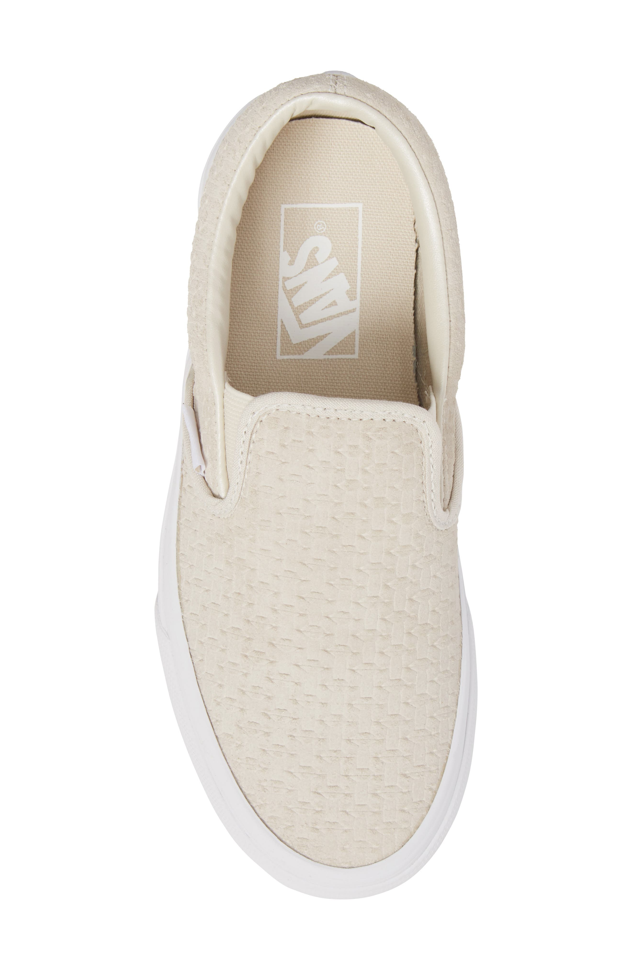 Classic Slip-On Sneaker,                             Alternate thumbnail 402, color,