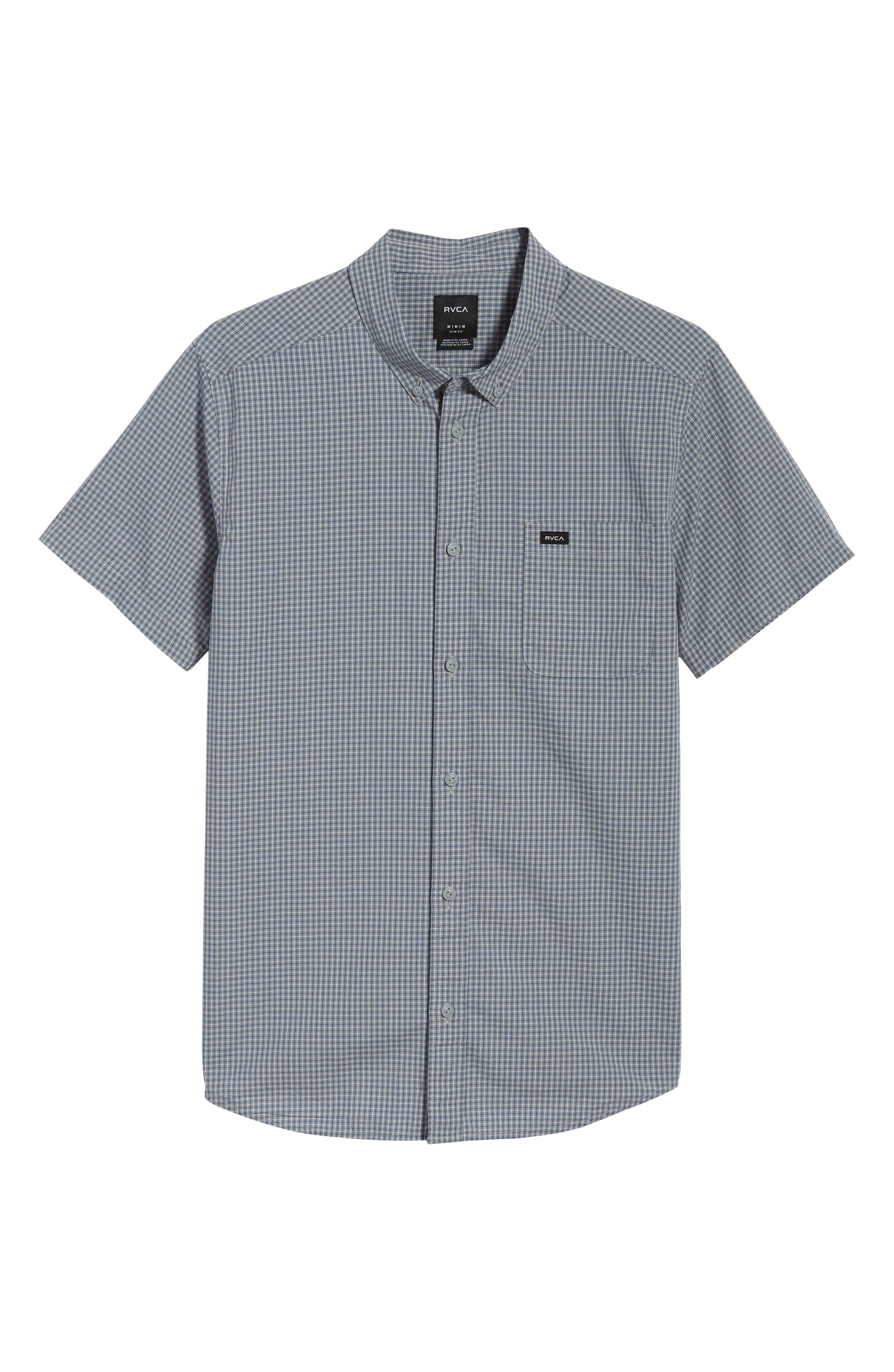 Staple Woven Shirt,                             Alternate thumbnail 6, color,                             026