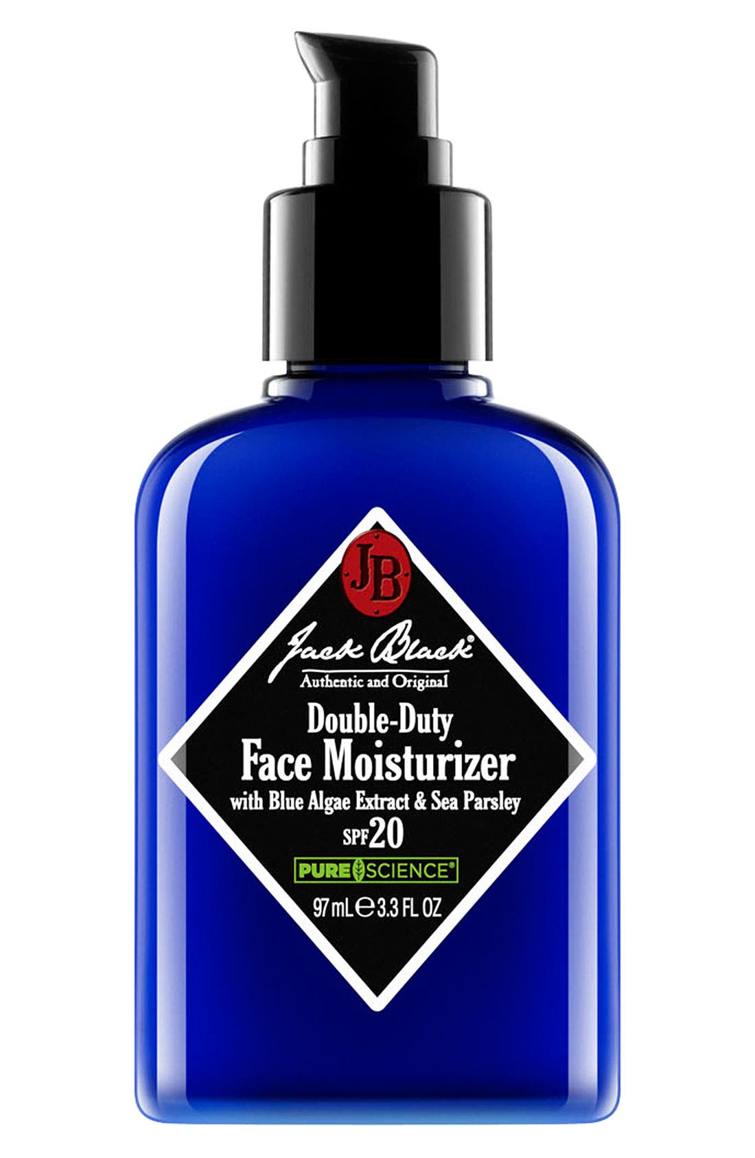 Double Duty Face Moisturizer SPF 20,                             Main thumbnail 1, color,