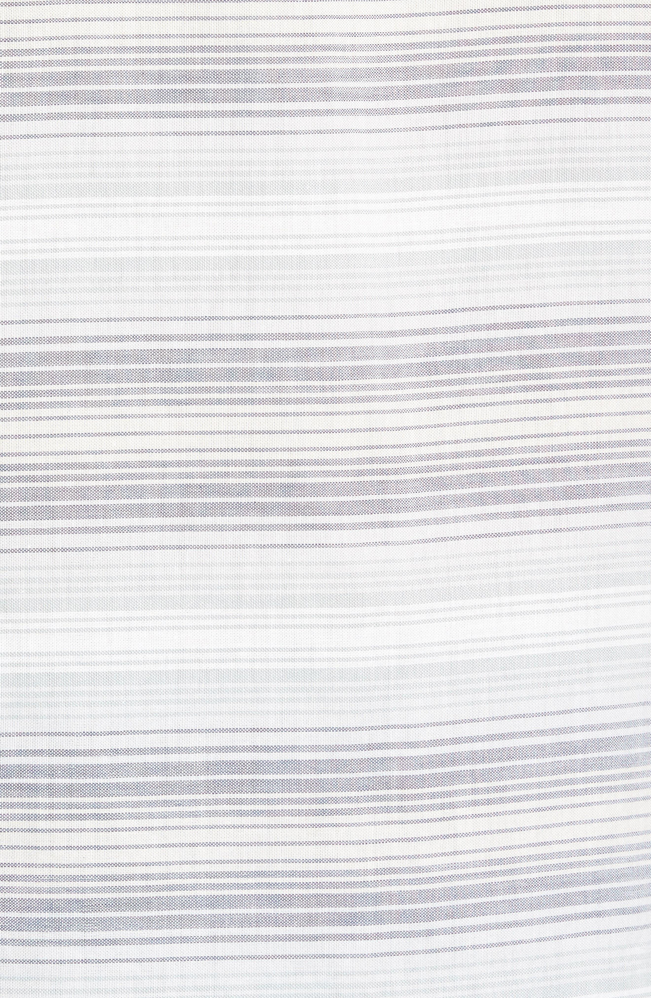 Aventail Stripe Shirt,                             Alternate thumbnail 9, color,