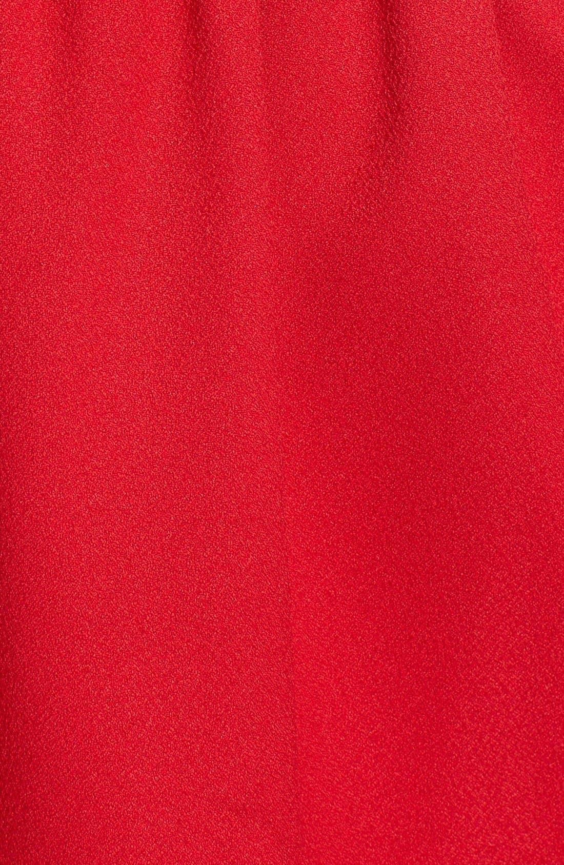 'Rowan' V-Neck Skater Dress,                             Alternate thumbnail 44, color,