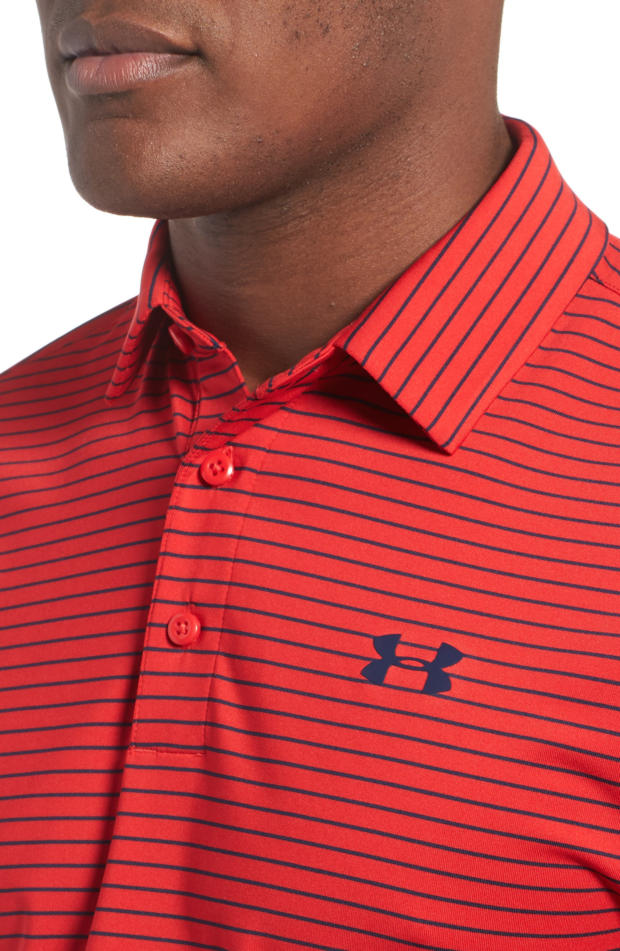 'Playoff' Loose Fit Short Sleeve Polo,                             Alternate thumbnail 223, color,