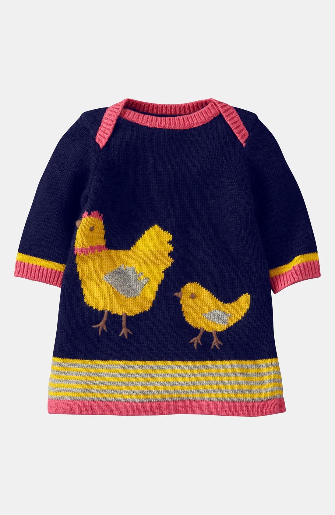 'My Baby' Knit Dress,                             Main thumbnail 1, color,                             414