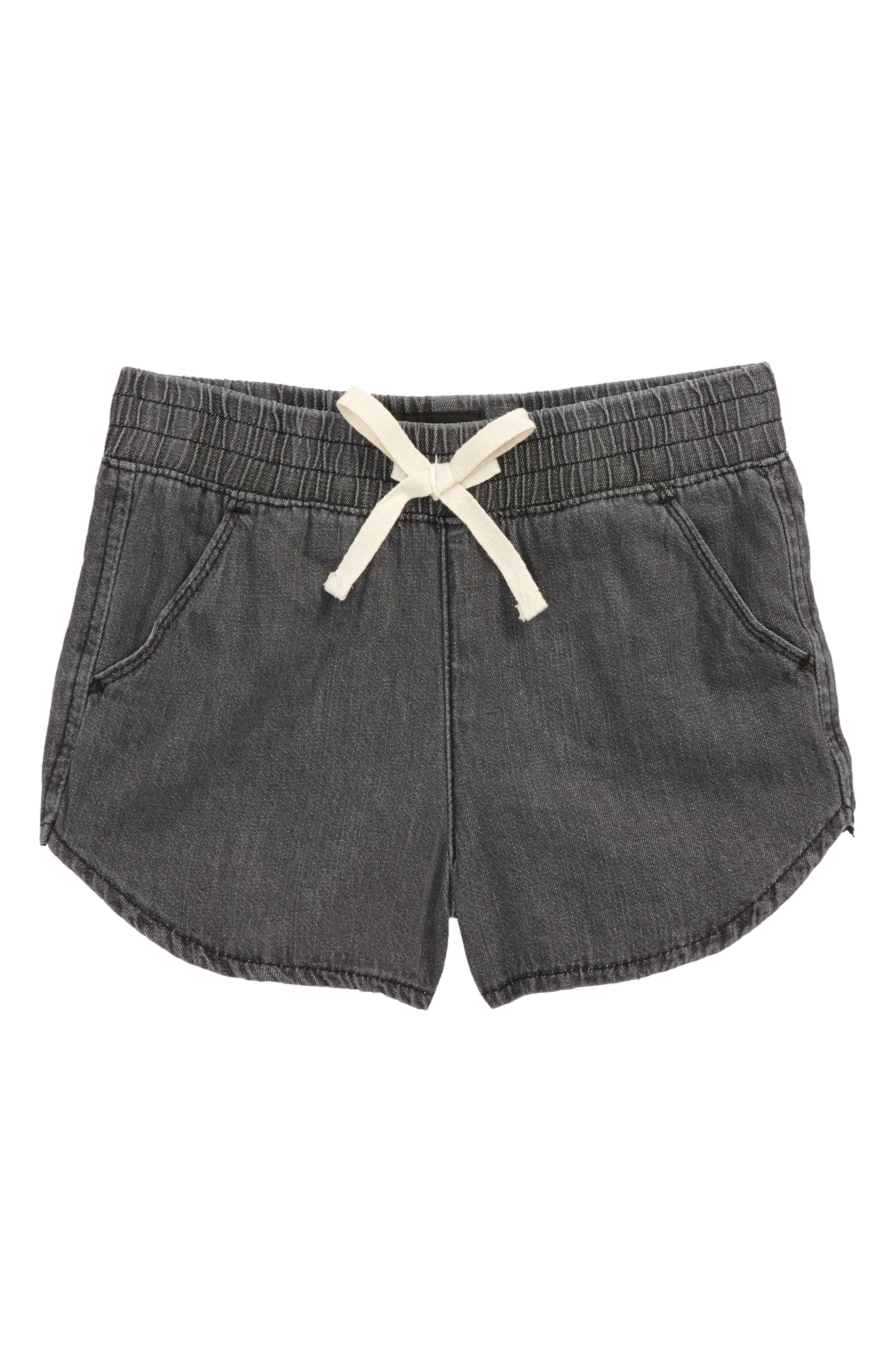Nicky Chambray Shorts,                         Main,                         color, 455
