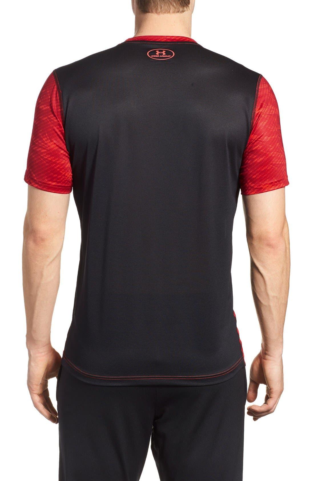 'Raid' HeatGear<sup>®</sup> Training T-Shirt,                             Alternate thumbnail 50, color,