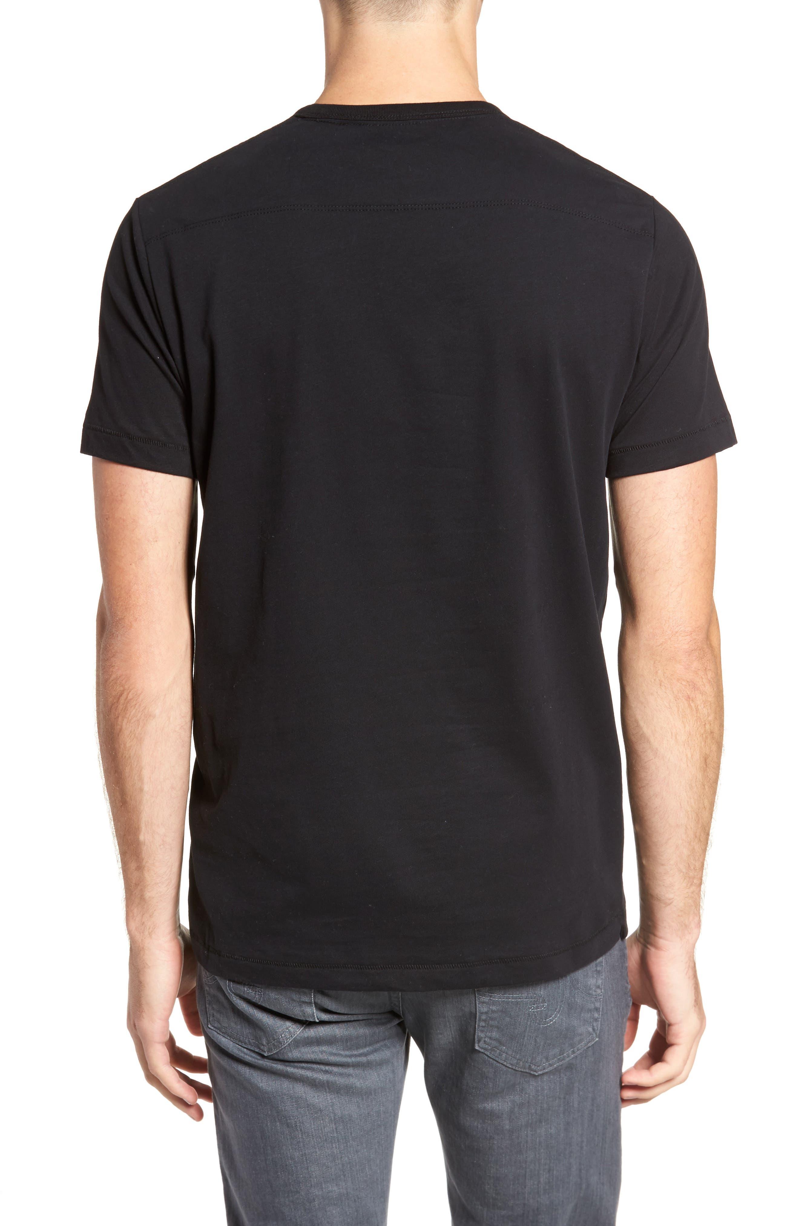 Encore Et Encore Regular Fit T-Shirt,                             Alternate thumbnail 2, color,                             001