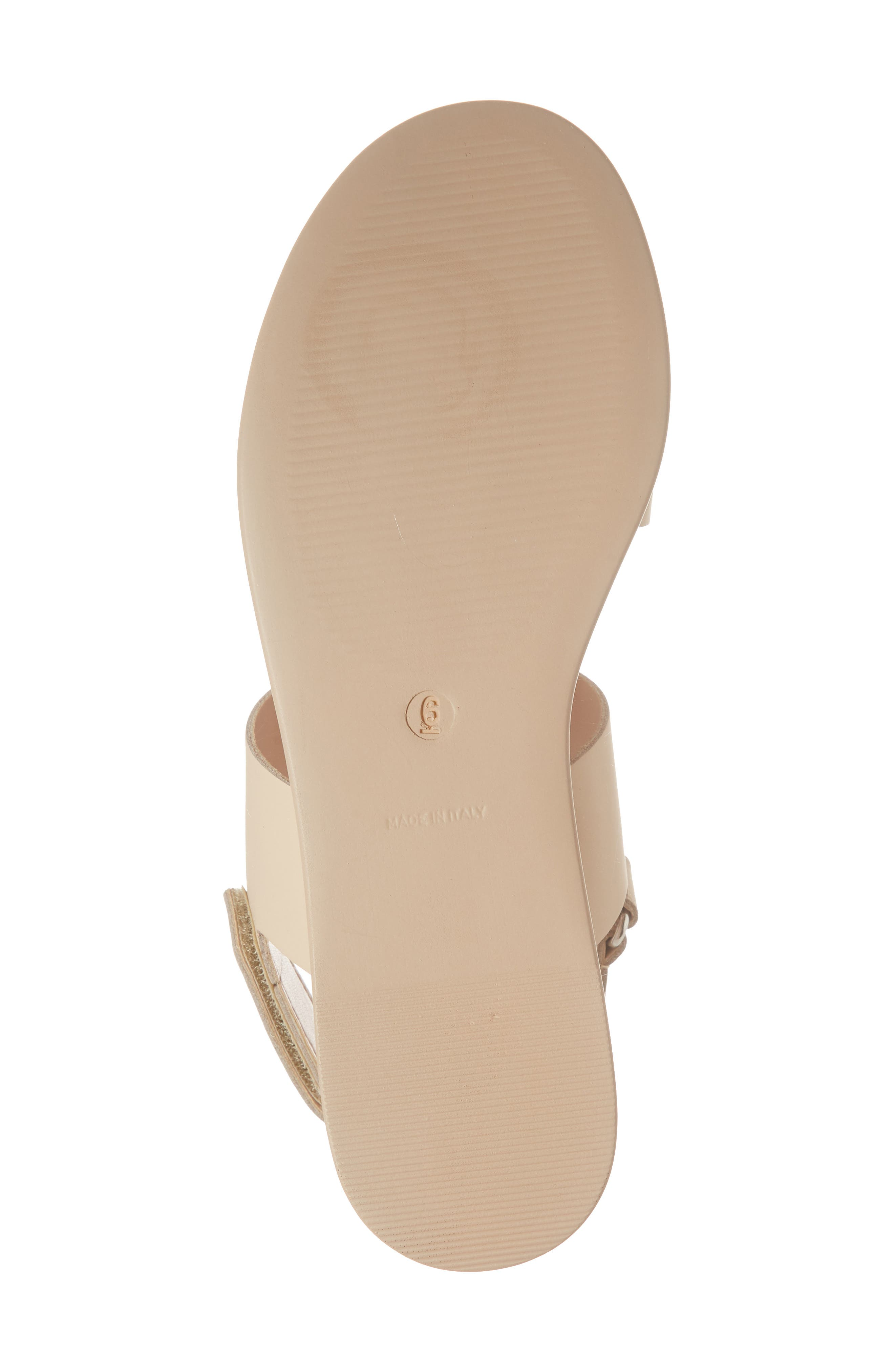Rachel Platform Wedge Sandal,                             Alternate thumbnail 6, color,                             250
