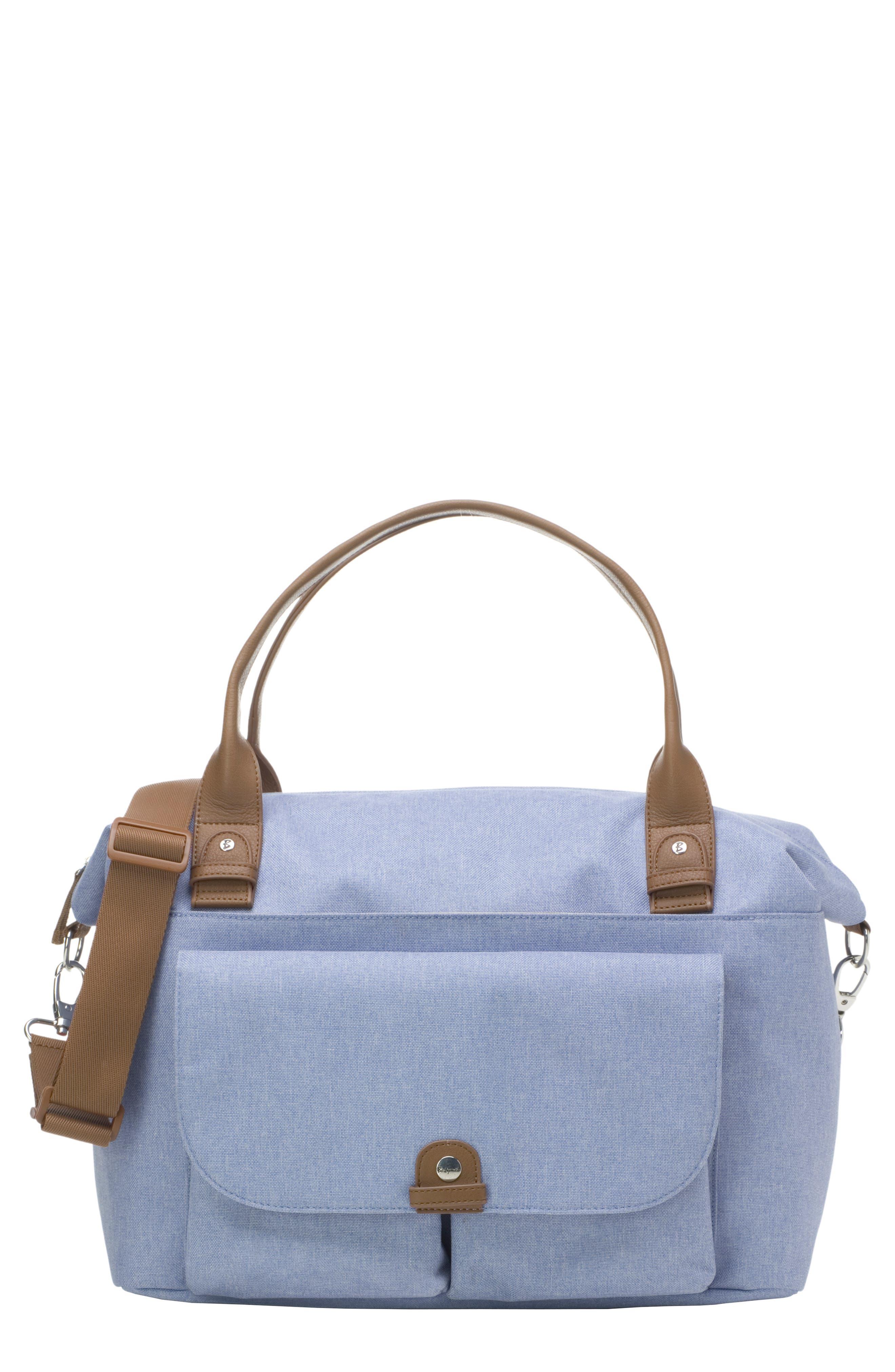 Infant Babymel Jade Diaper Bag  Blue
