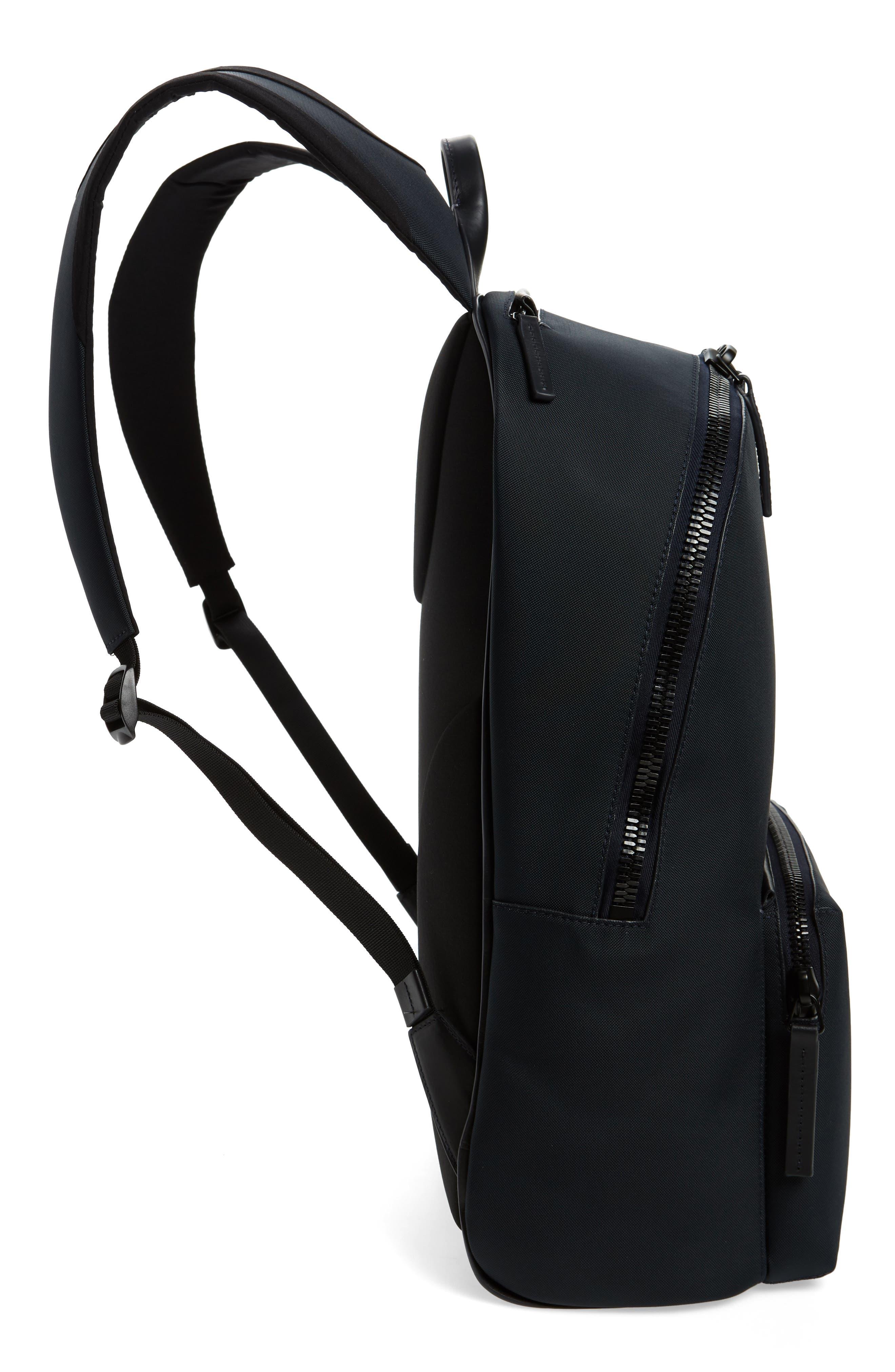 Nylon Backpack,                             Alternate thumbnail 5, color,                             400