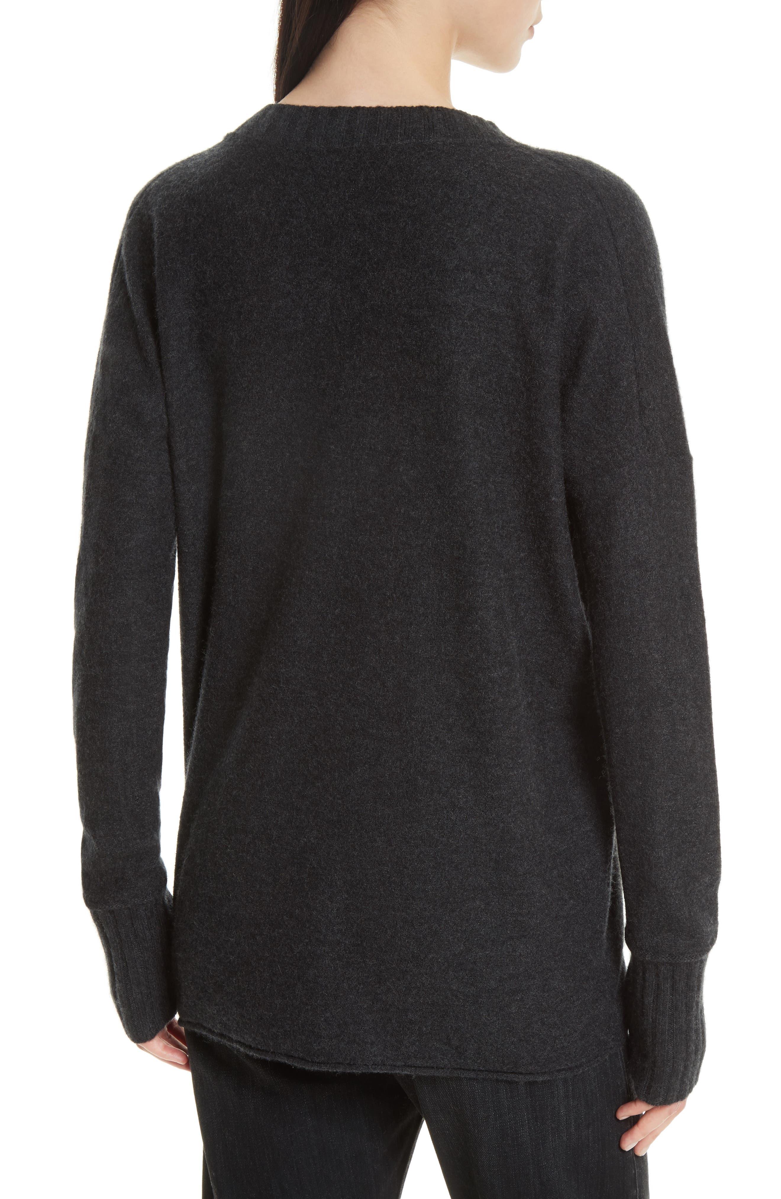 Cashmere Pullover,                             Alternate thumbnail 2, color,                             064