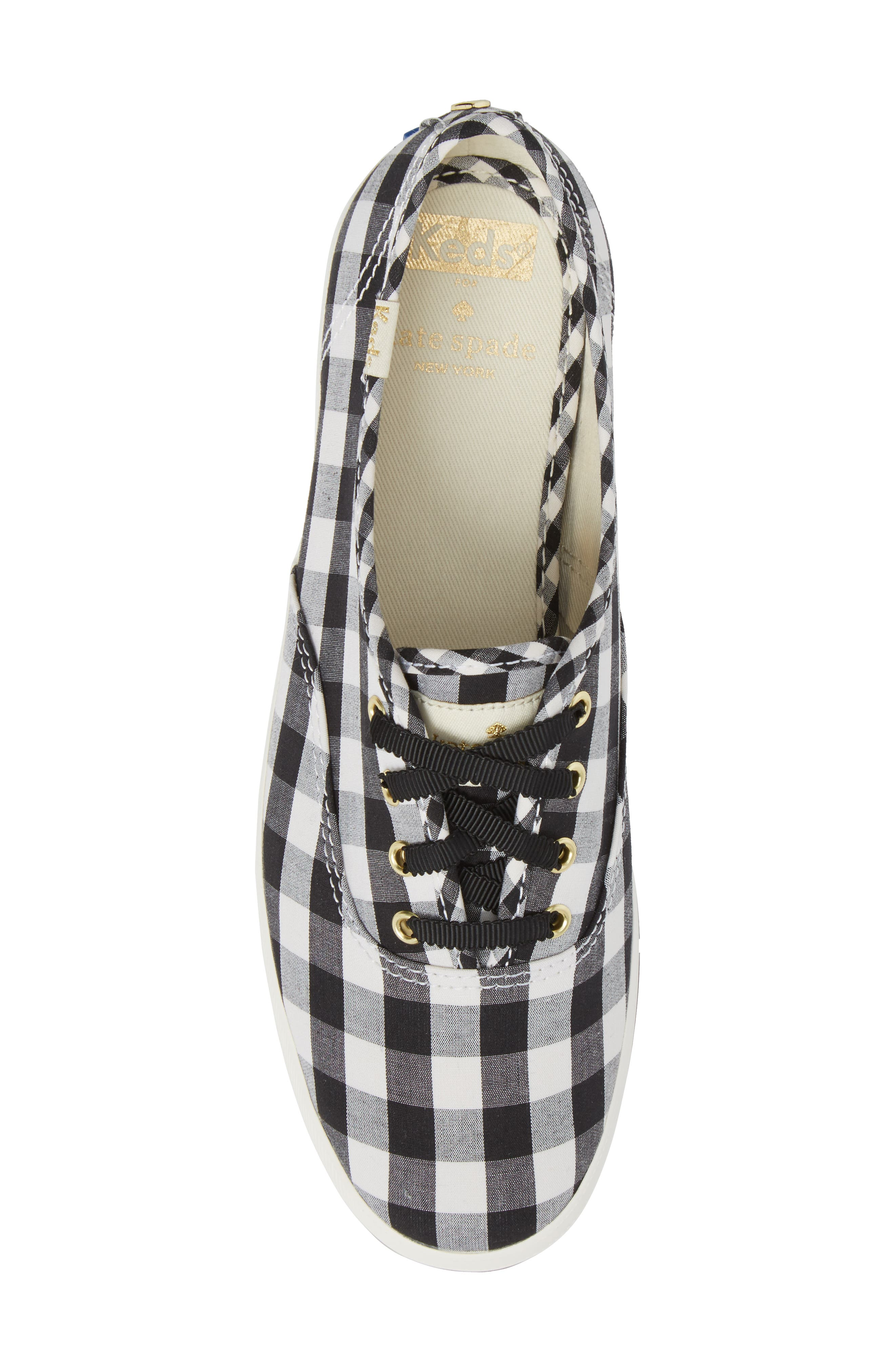 champion gingham sneaker,                             Alternate thumbnail 9, color,