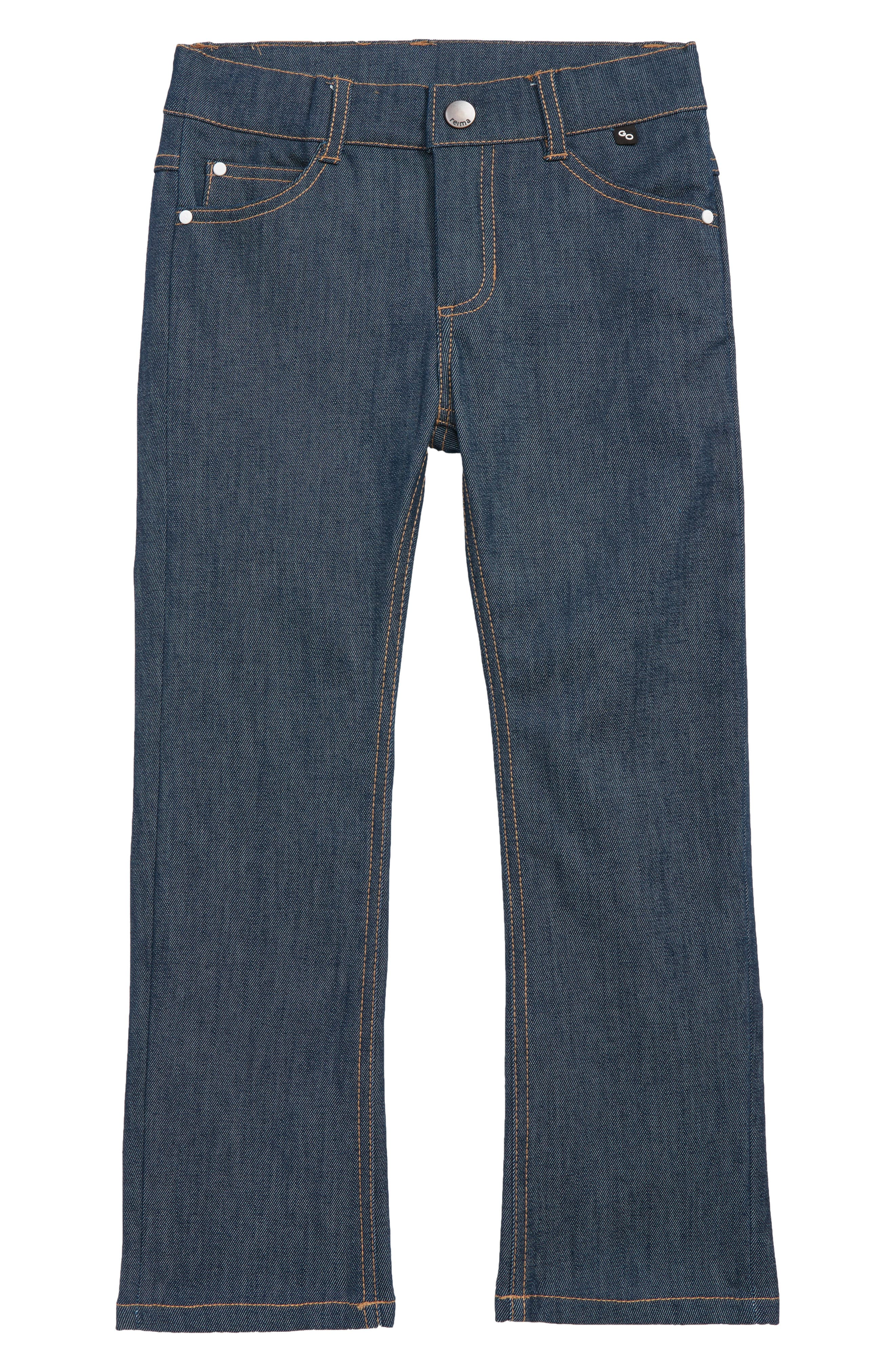 Trick Thermolite<sup>®</sup> Jeans,                             Main thumbnail 1, color,                             NAVY