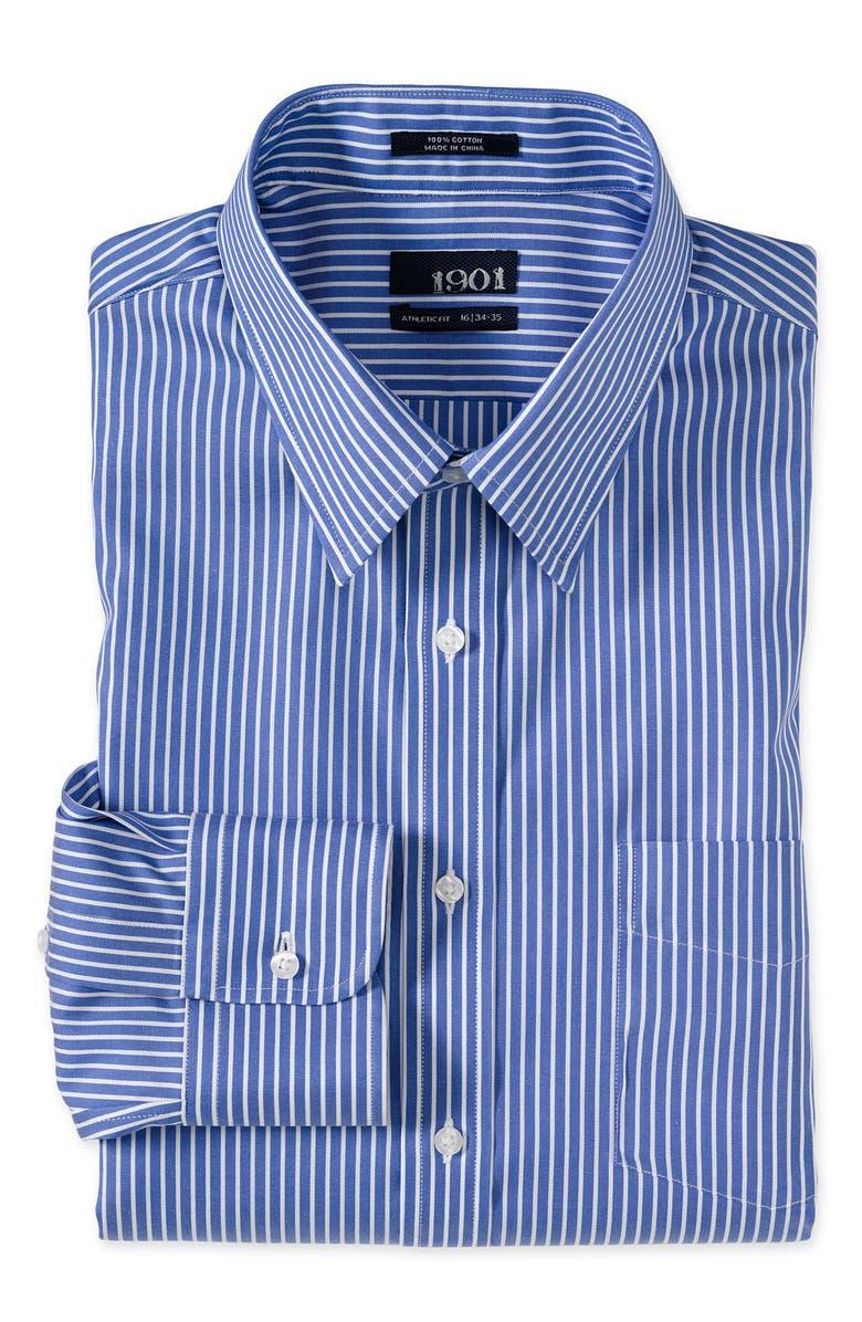 1901 Athletic Fit Dress Shirt Nordstrom