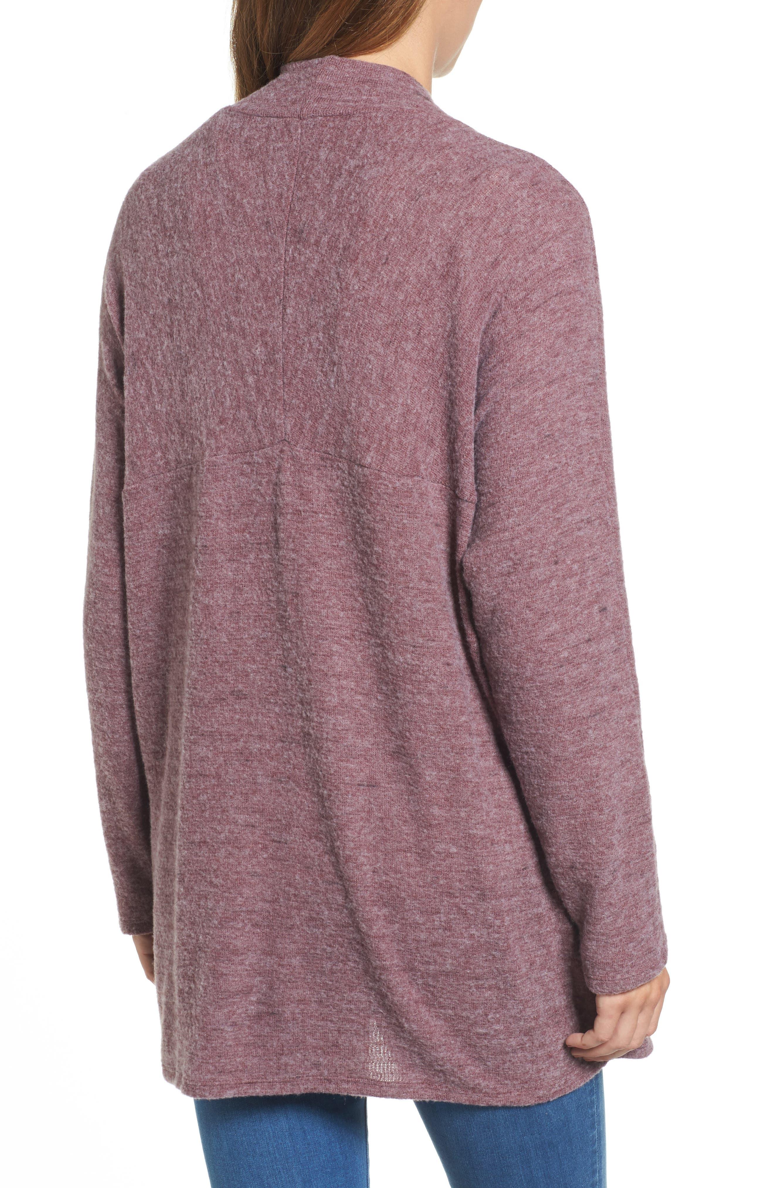 Caslon Open Knit Cardigan,                             Alternate thumbnail 10, color,