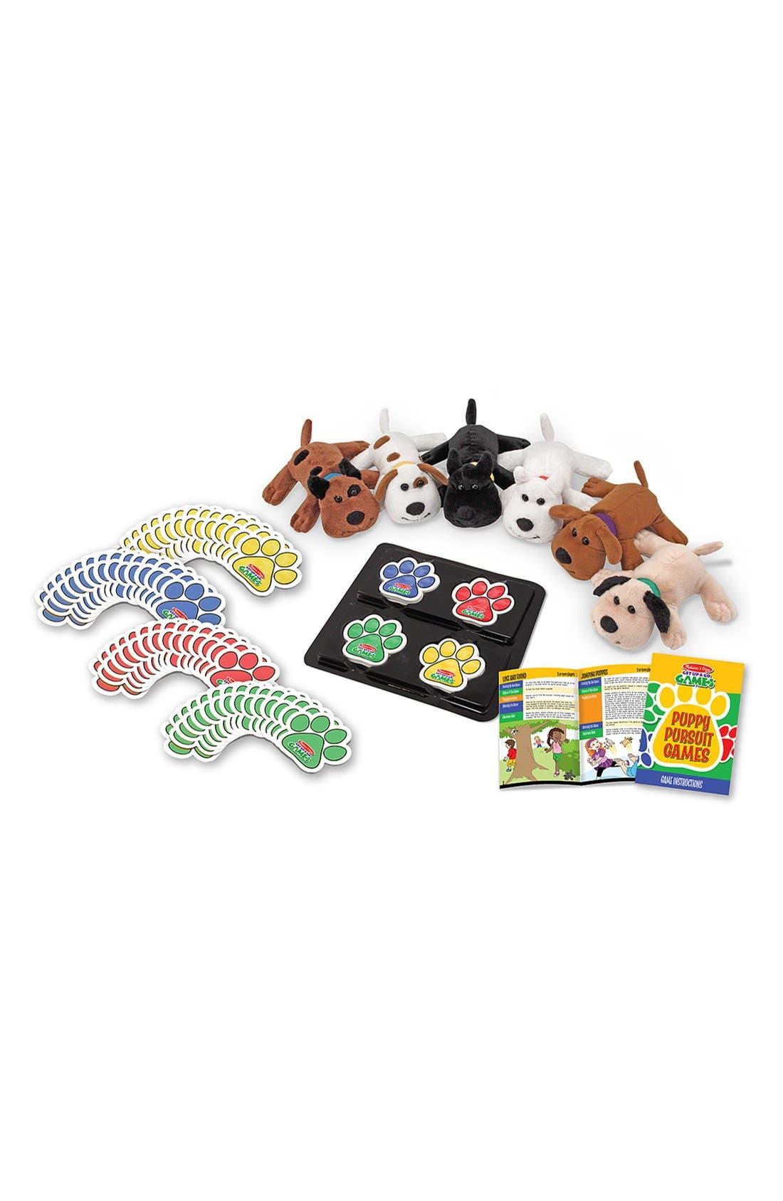 'Puppy Pursuit' Game Set,                             Main thumbnail 1, color,                             200