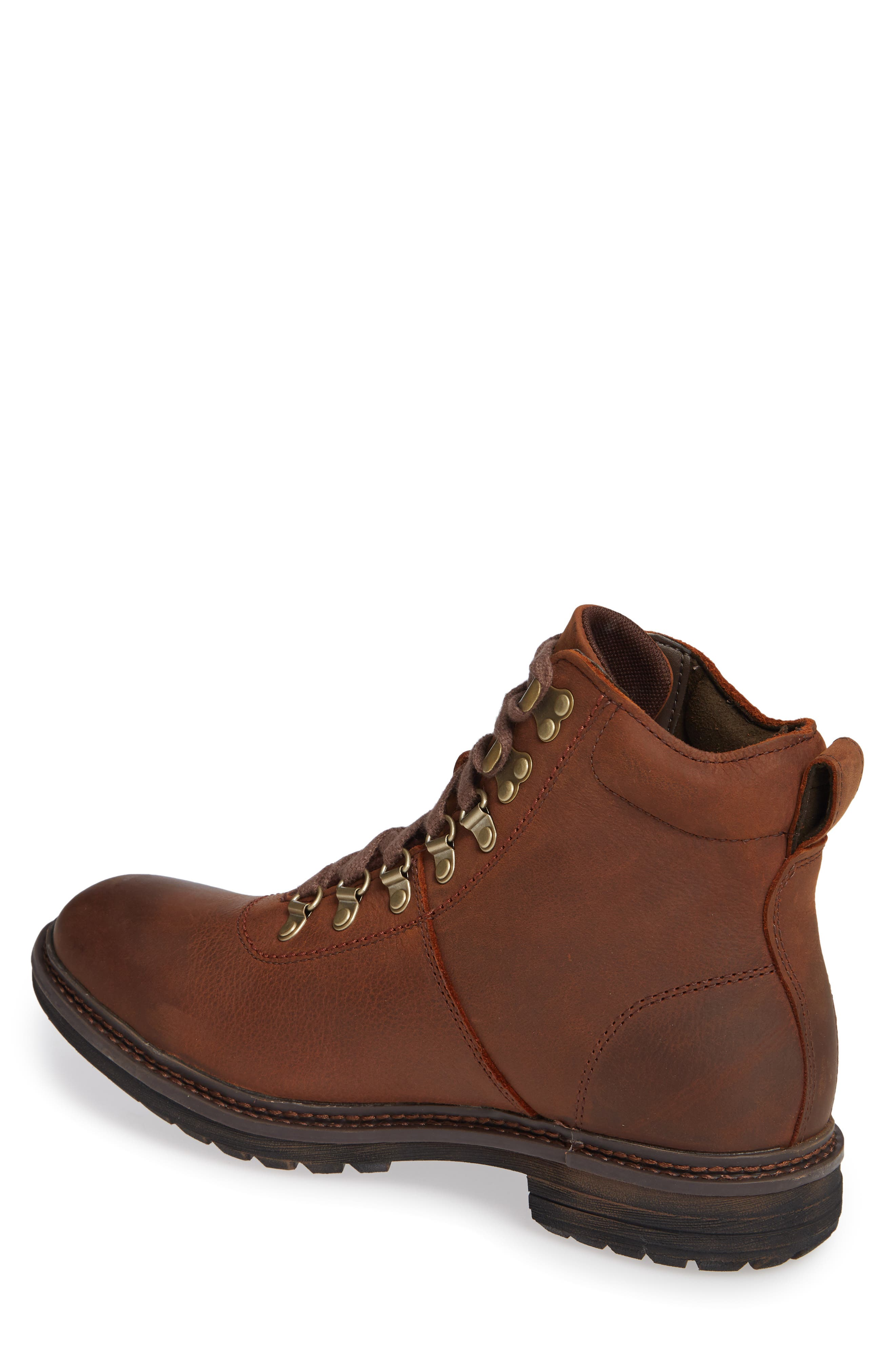 Logan Bay Water Resistant Alpine Hiker Boot,                             Alternate thumbnail 2, color,                             210