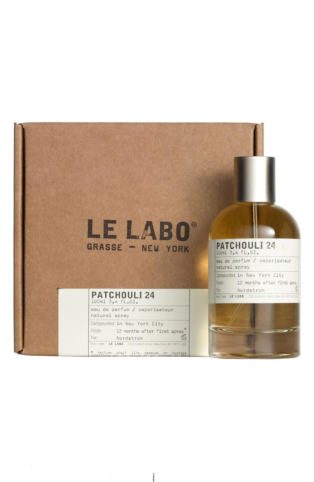 'Patchouli 24' Eau de Parfum,                             Alternate thumbnail 6, color,                             000