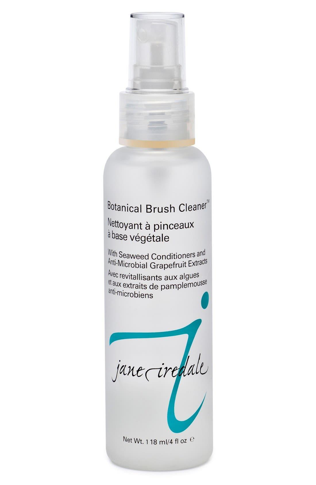 Botanical Brush Cleaner,                             Alternate thumbnail 4, color,                             000