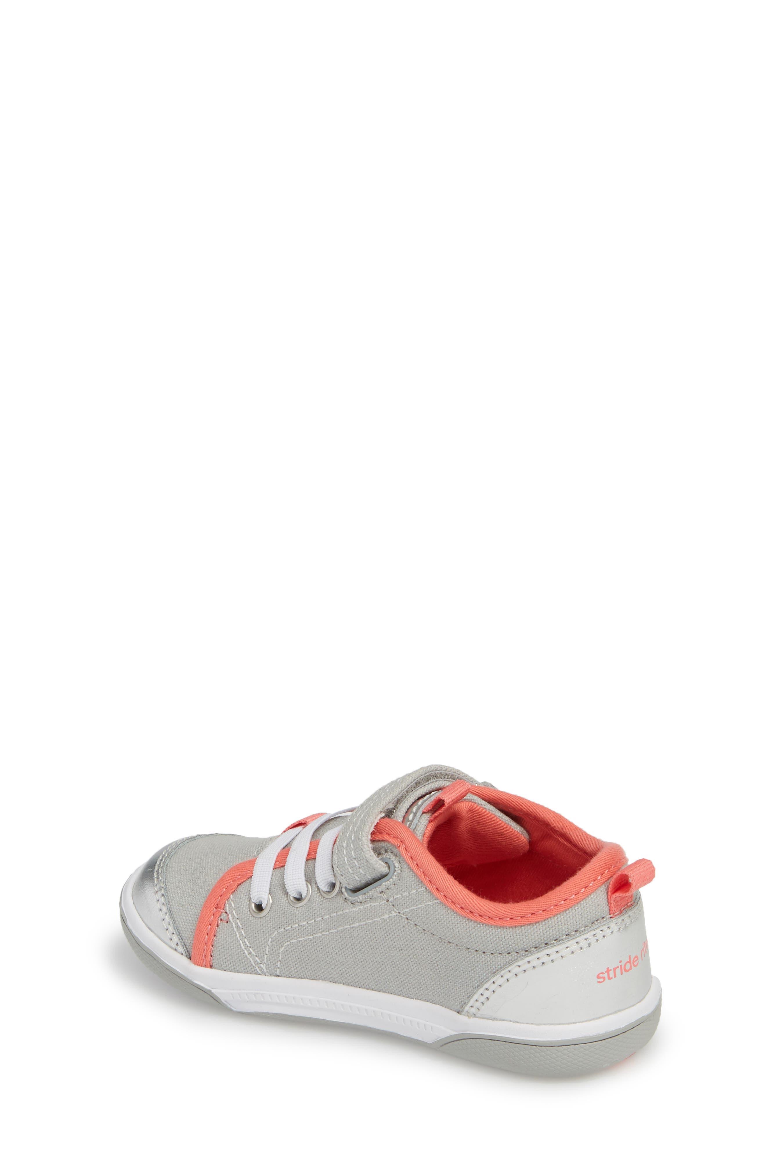 Dakota Sneaker,                             Alternate thumbnail 2, color,                             LIGHT GREY CANVAS
