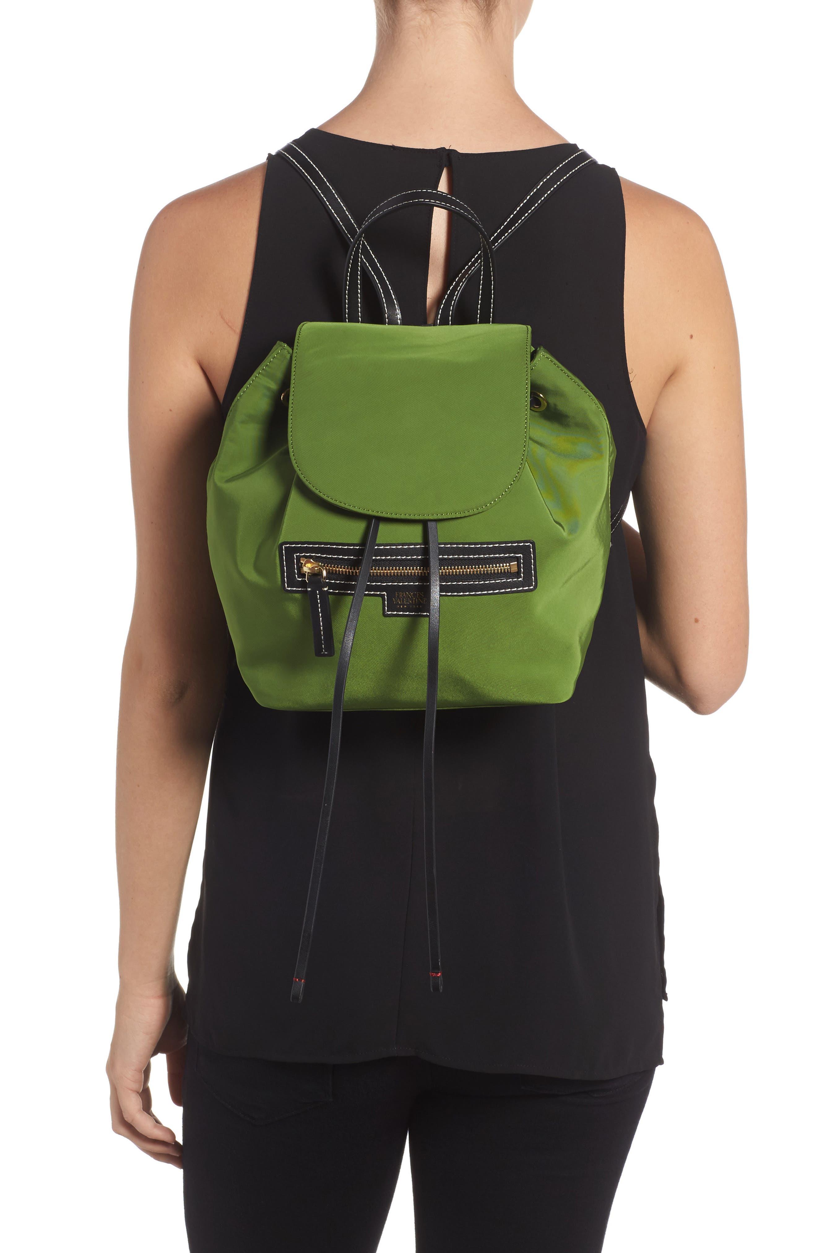 Nylon Backpack,                             Alternate thumbnail 2, color,                             310