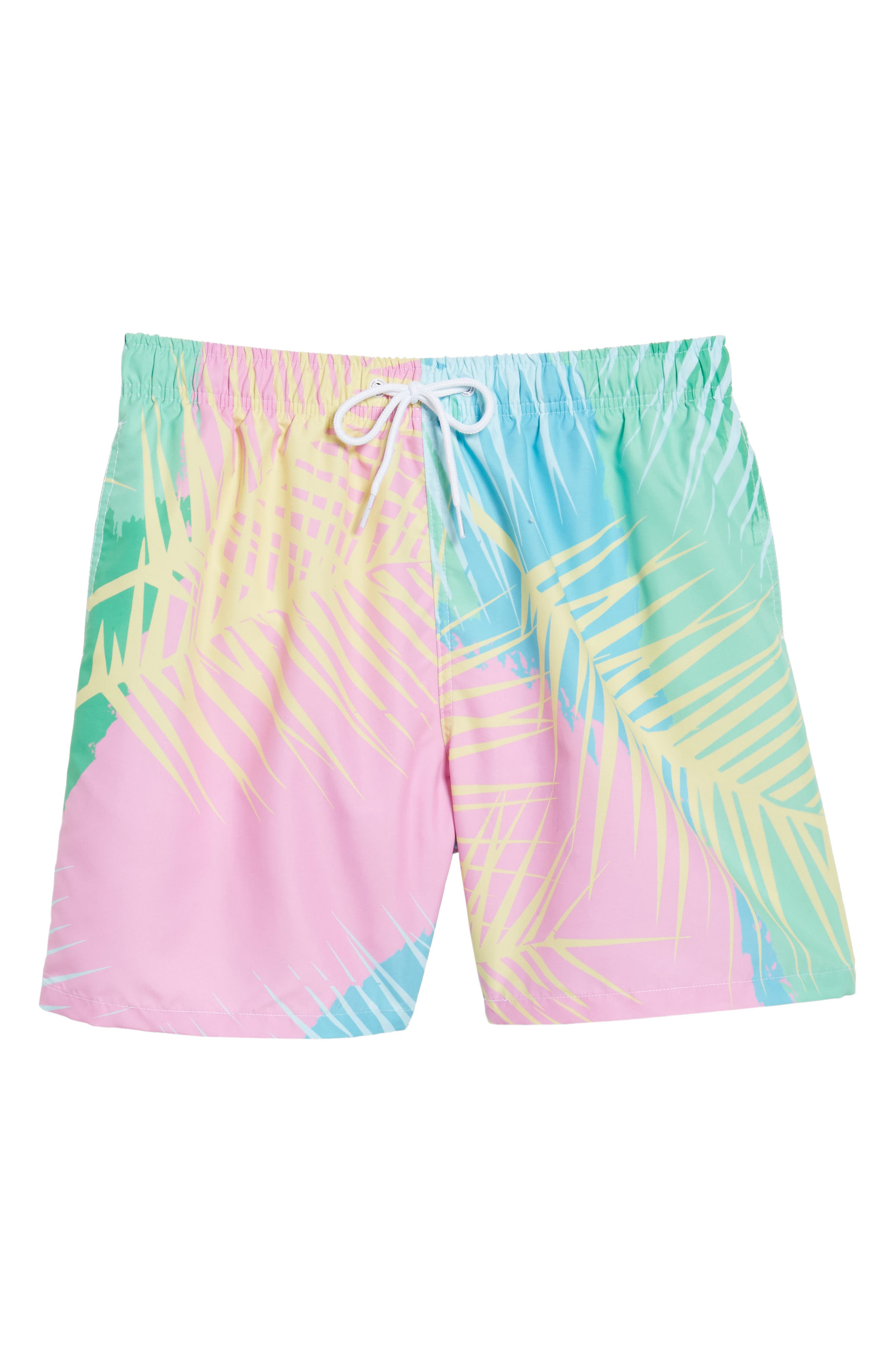 Tropicano Swim Trunks,                             Alternate thumbnail 6, color,                             650