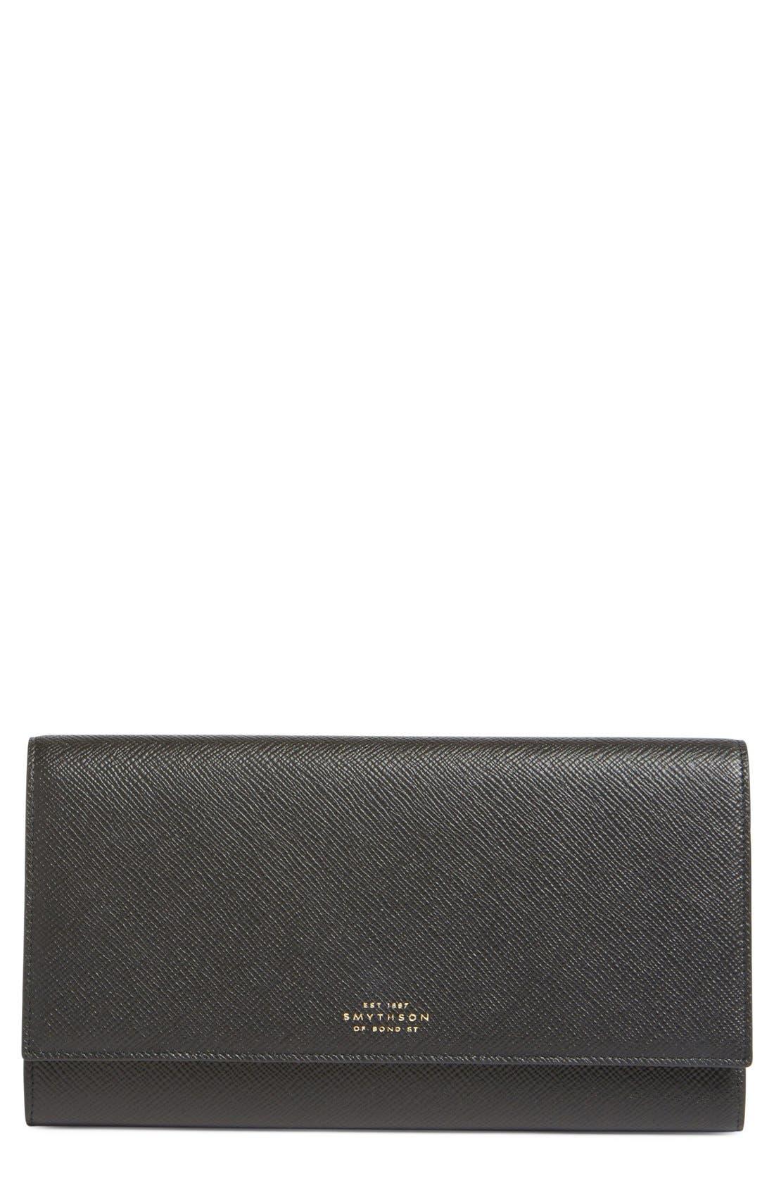 'Panama Marshall' Travel Wallet,                         Main,                         color, 001