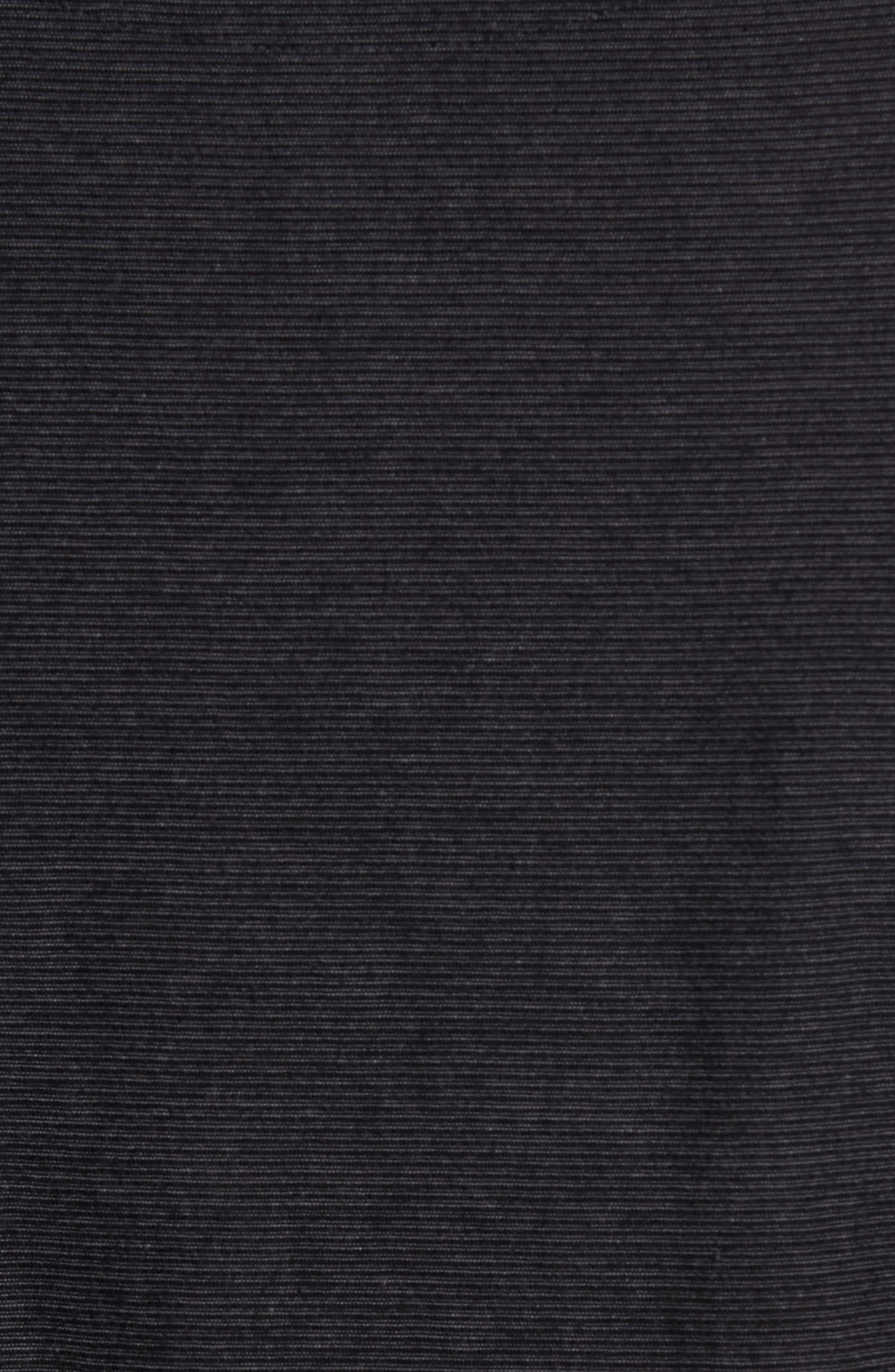 Taylors Lake Stripe Jersey Polo,                             Alternate thumbnail 5, color,                             001