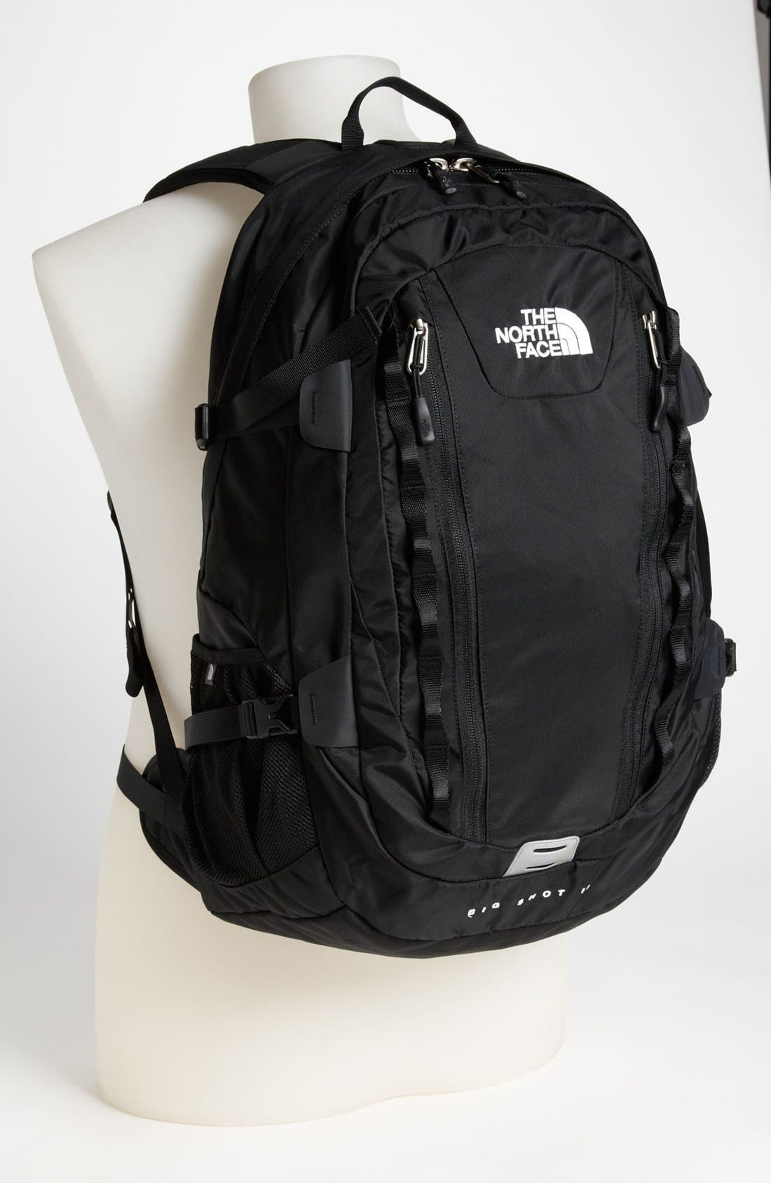 THE NORTH FACE,                             'Big Shot II' Backpack,                             Alternate thumbnail 2, color,                             001