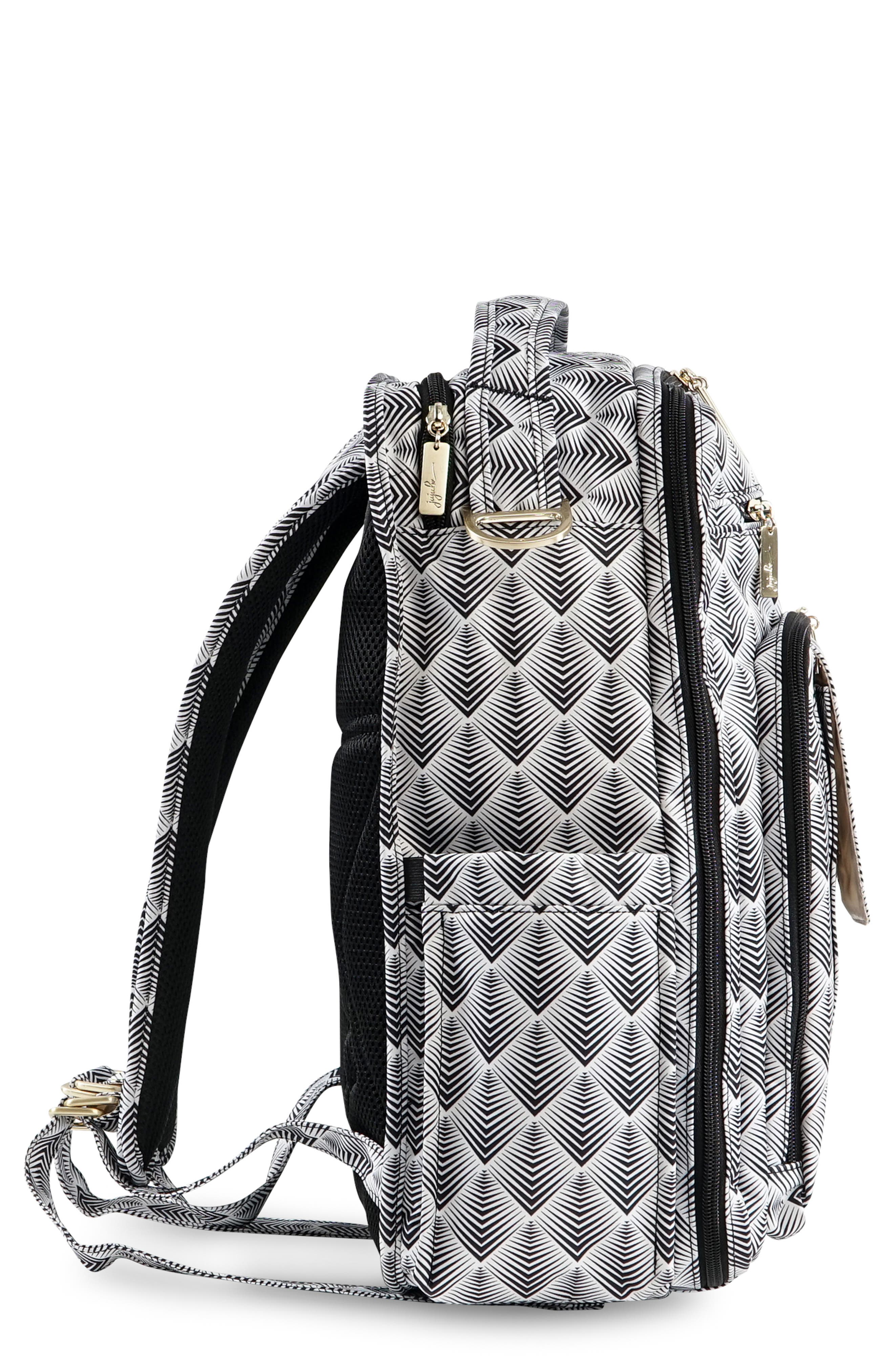 'Legacy - Be Right Back' Diaper Backpack,                             Alternate thumbnail 4, color,                             THE CLEOPATRA