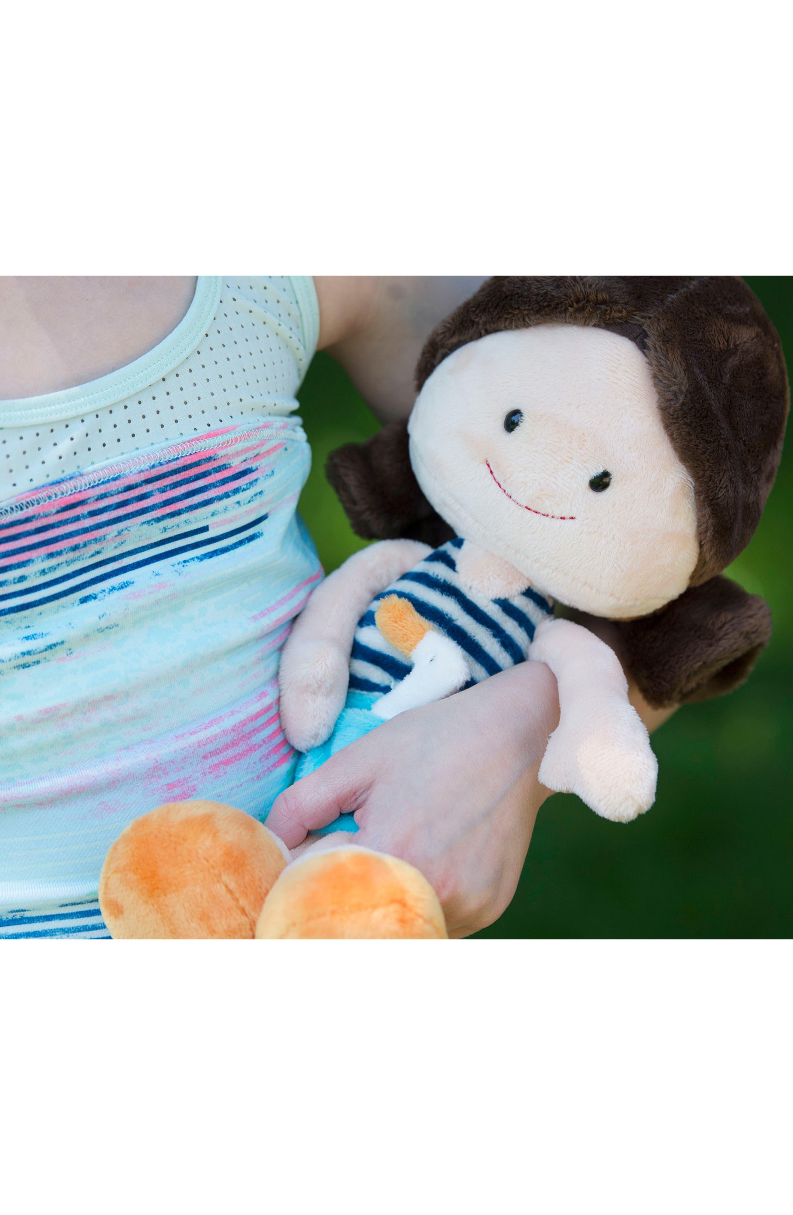 Neat Oh! Nici<sup>®</sup> Wonderland Minilotta the Bathing Plush Doll,                             Alternate thumbnail 2, color,                             400