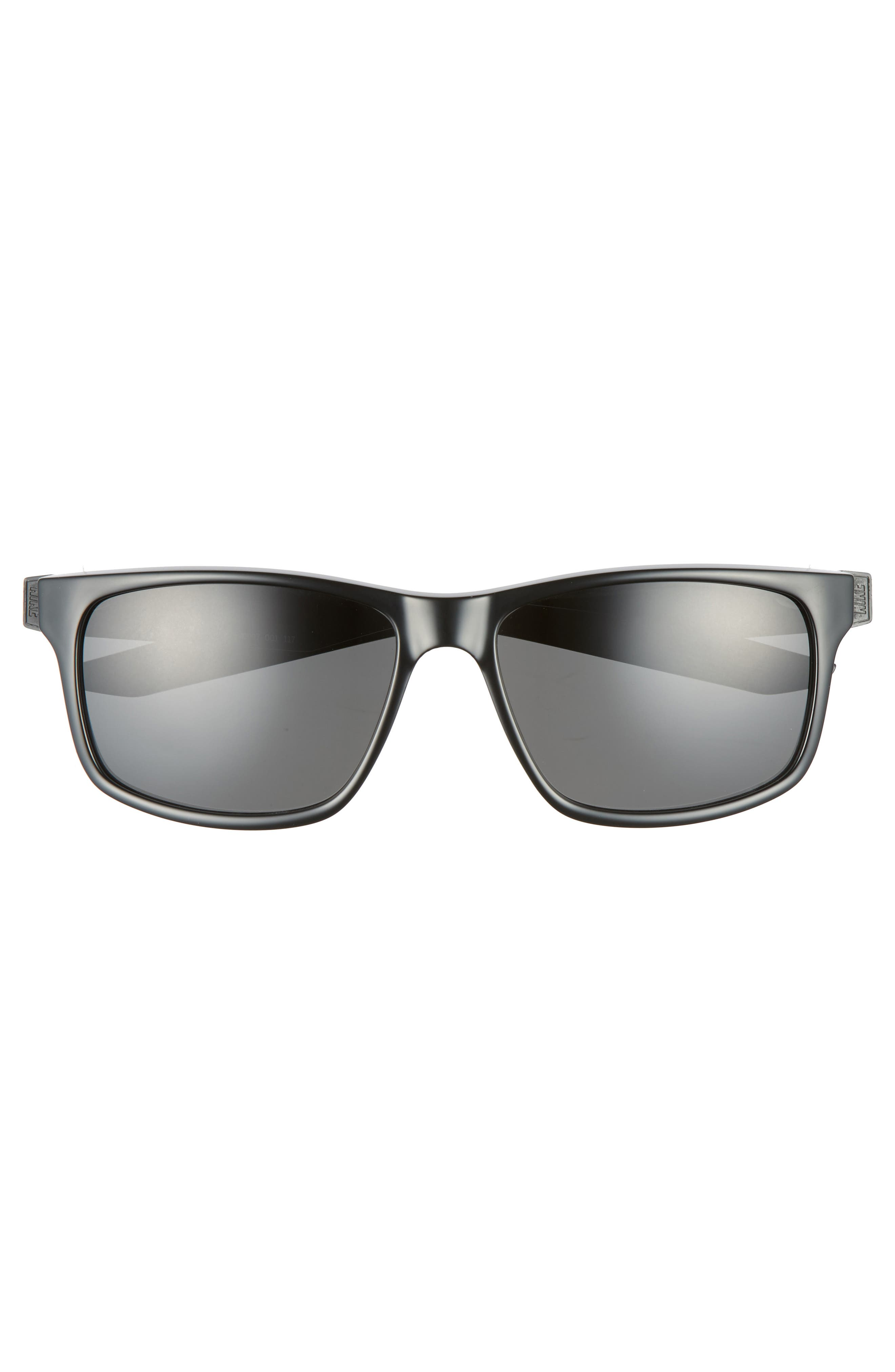 Essential Chaser 59mm Polarized Sunglasses,                             Alternate thumbnail 2, color,                             001