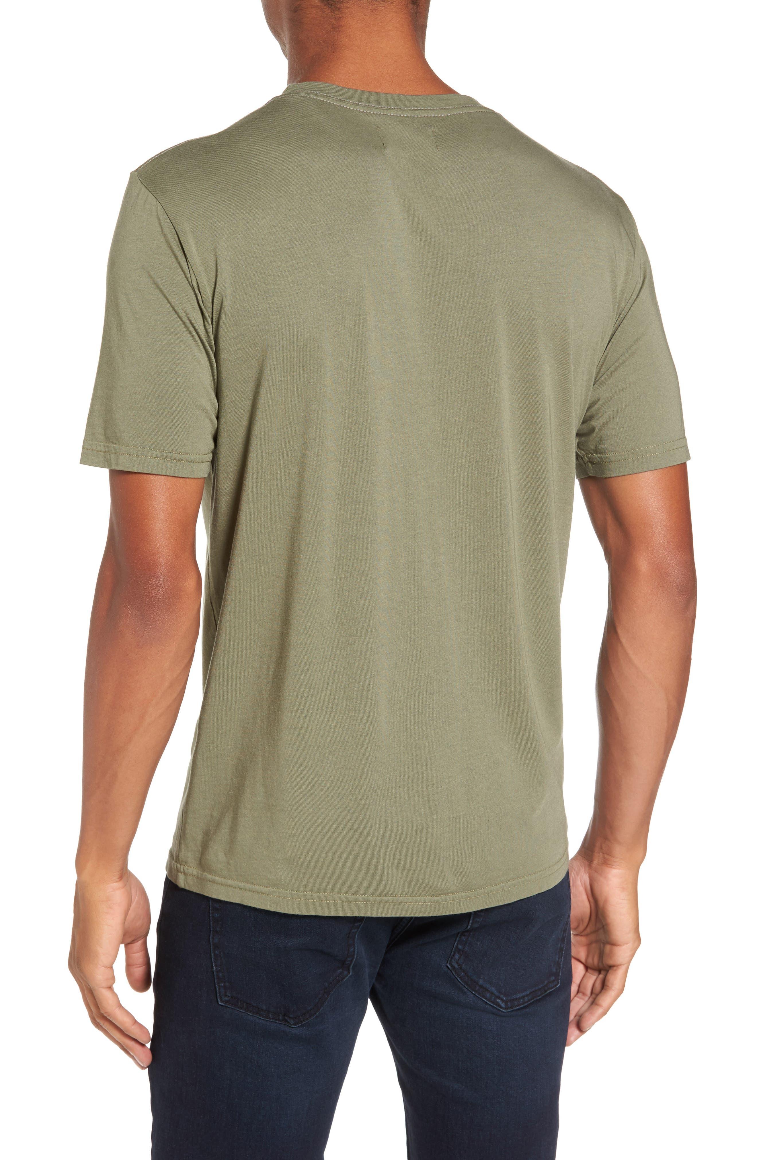 Crewneck T-Shirt,                             Alternate thumbnail 2, color,                             313