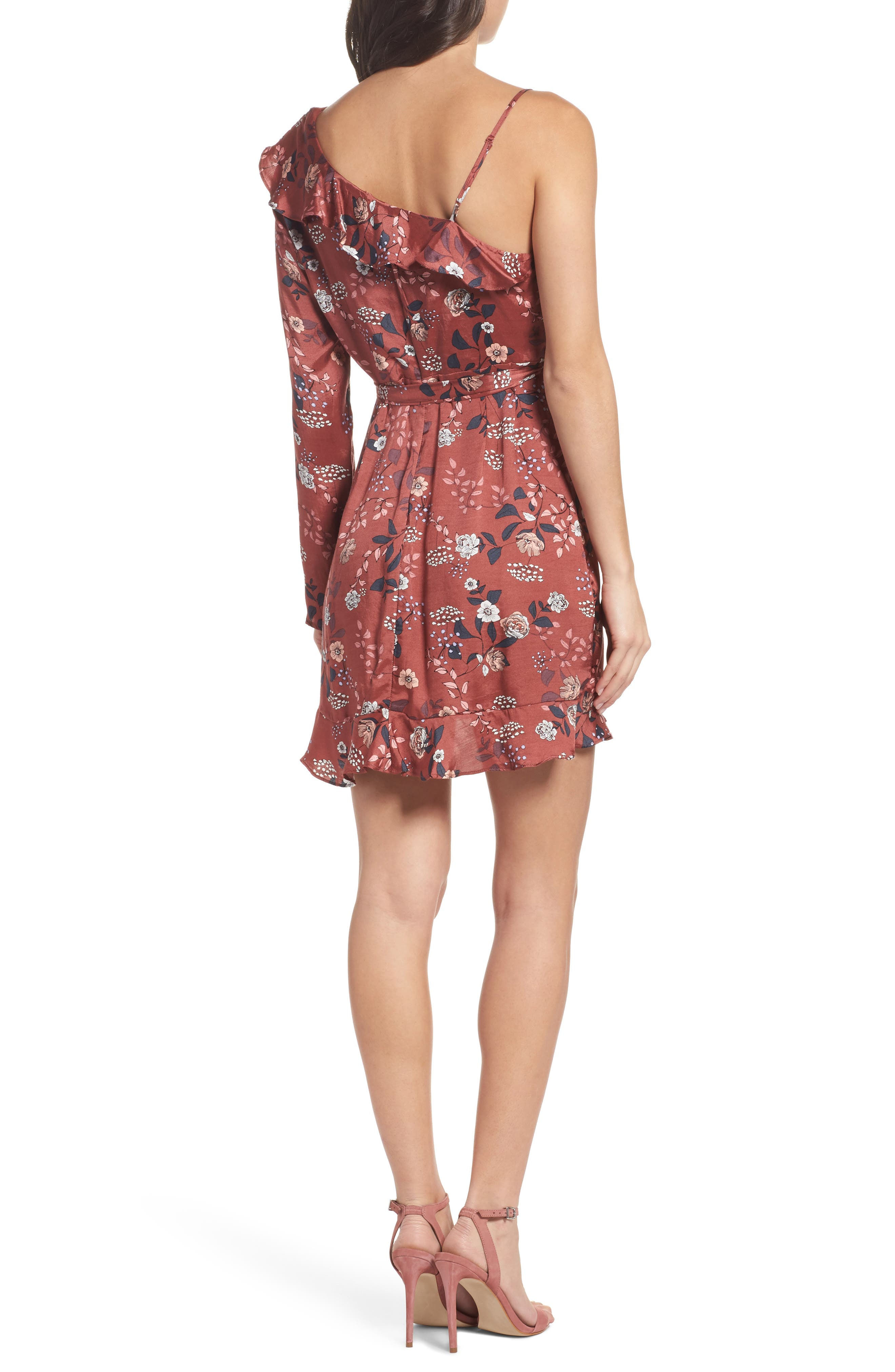 Milly Wrap Dress,                             Alternate thumbnail 2, color,                             223