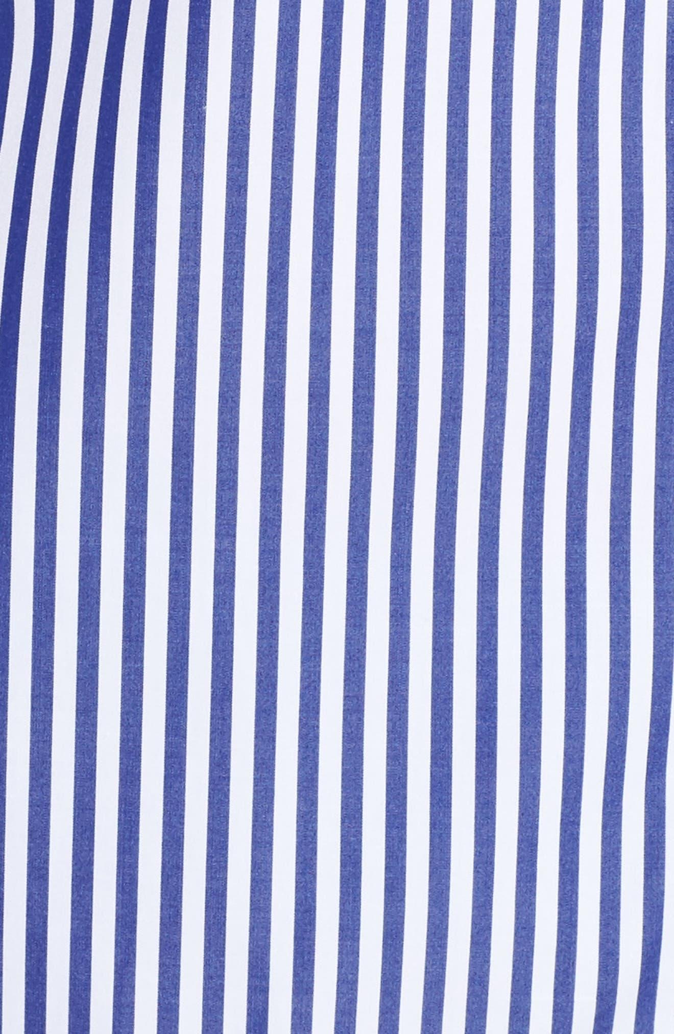 Stripe Pajamas,                             Alternate thumbnail 5, color,                             400