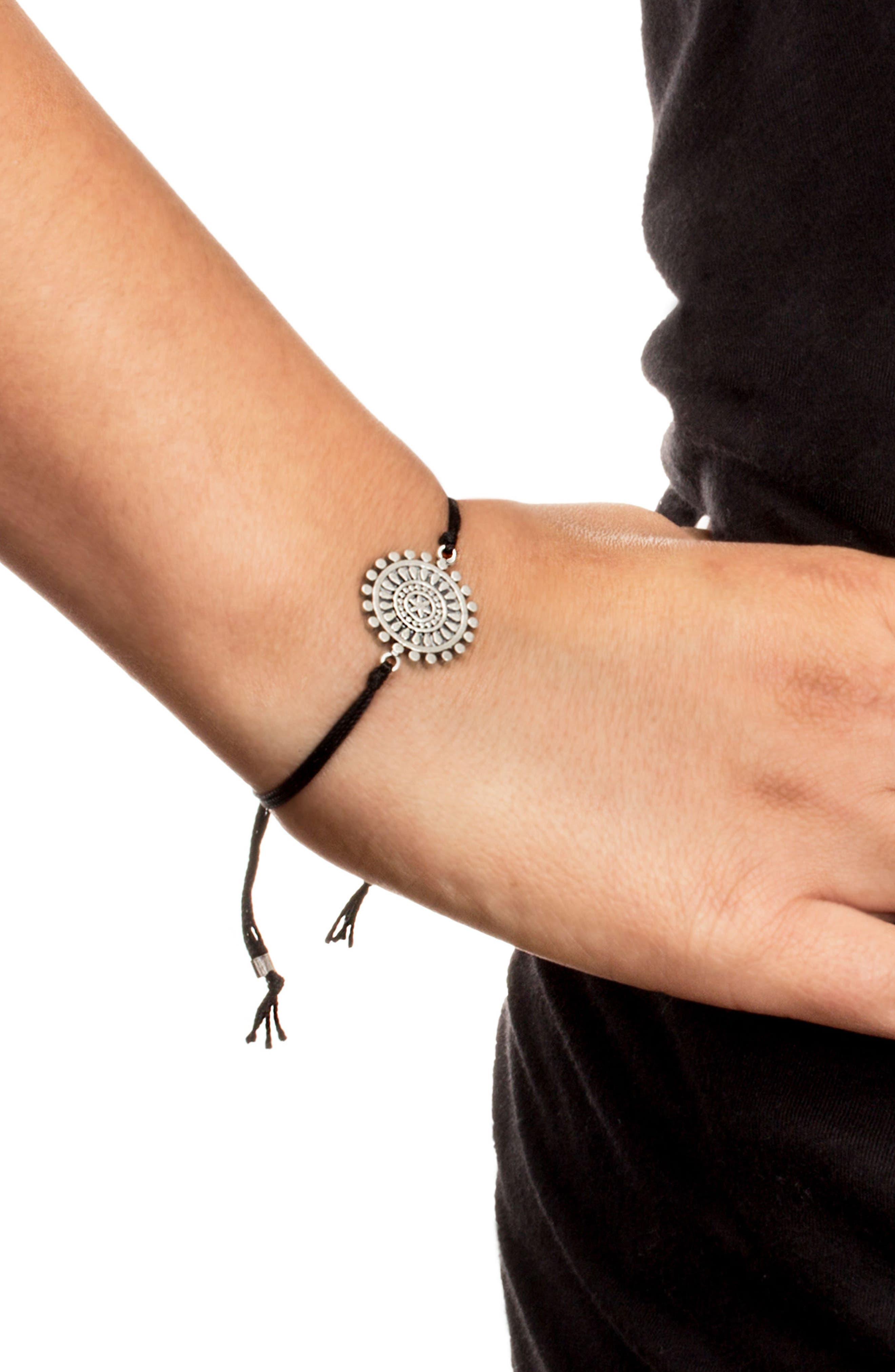 The New Beginnings Mandala Bracelet,                             Alternate thumbnail 3, color,                             040