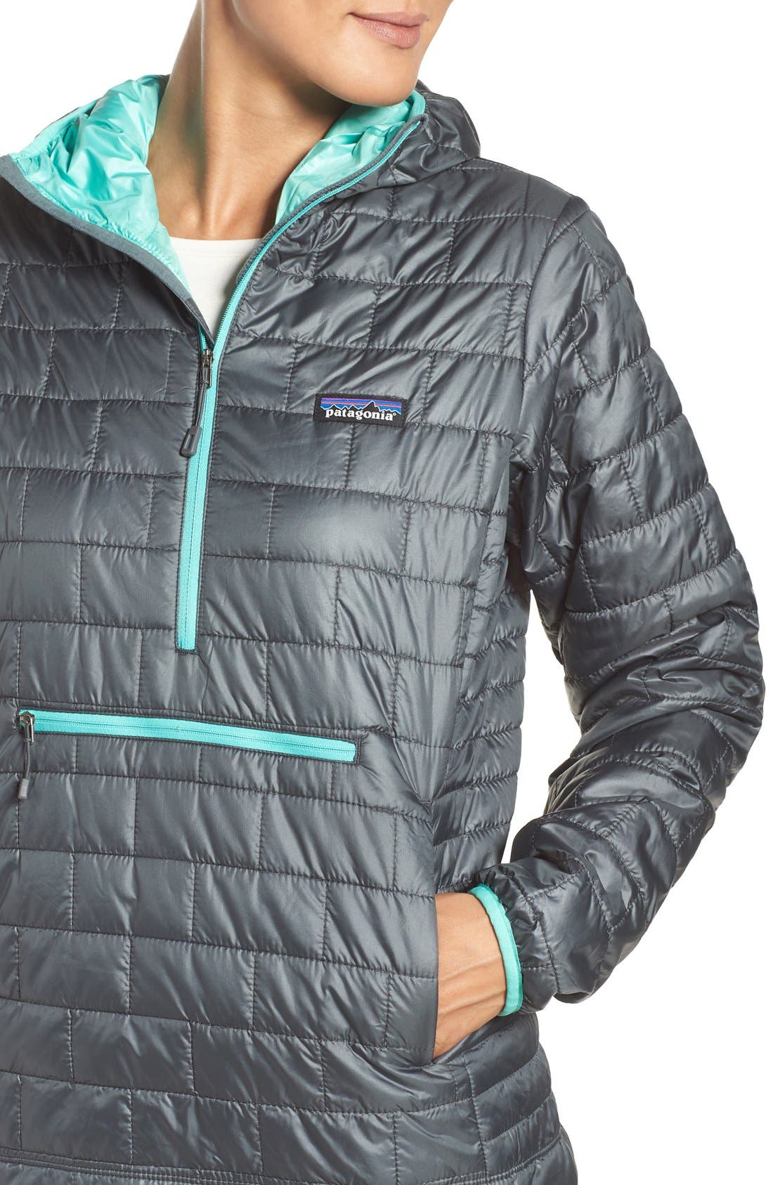 Nano Puff<sup>®</sup> Bivy Water Resistant Jacket,                             Alternate thumbnail 42, color,
