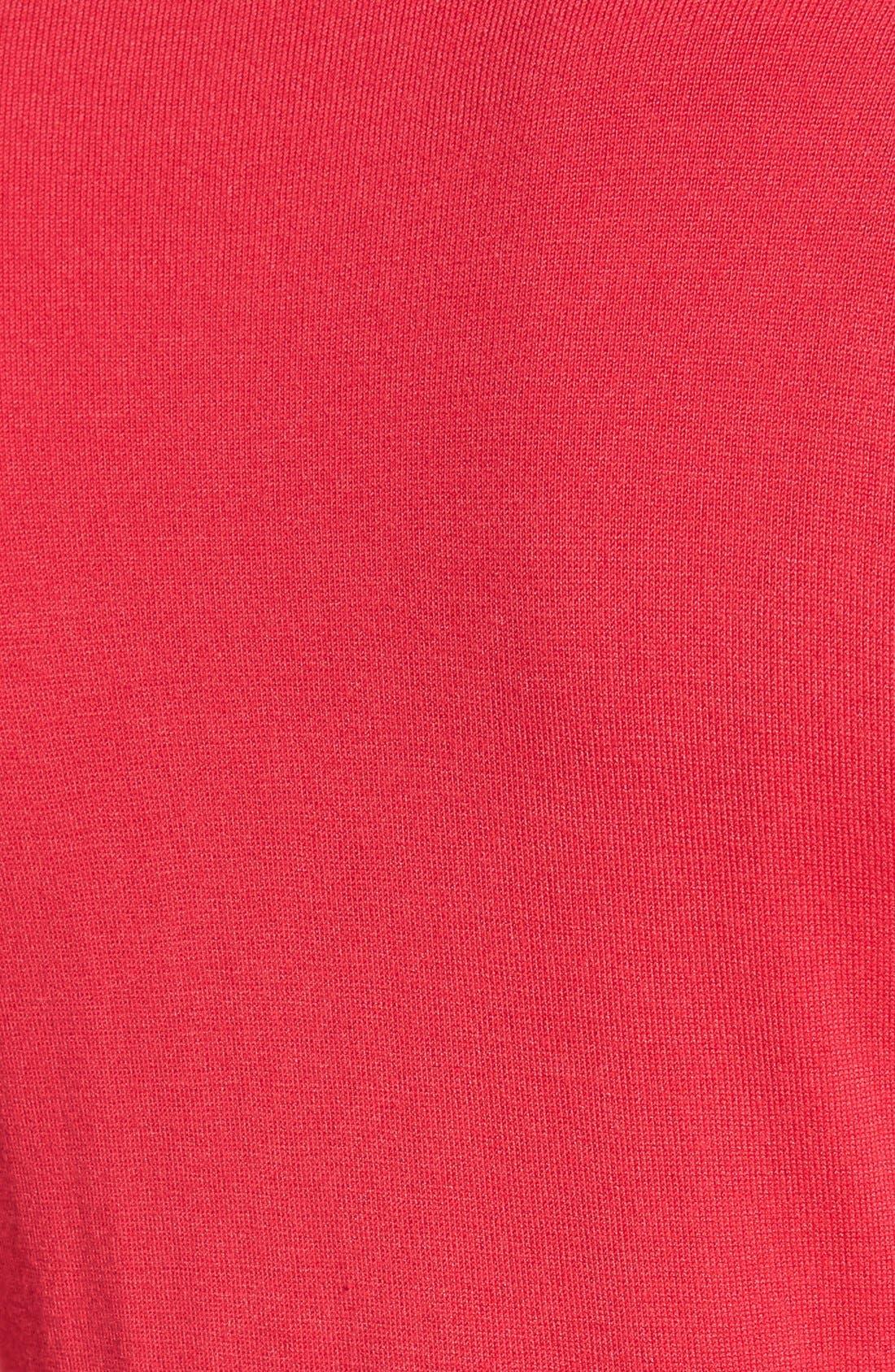 Three Quarter Sleeve Cardigan,                             Alternate thumbnail 103, color,
