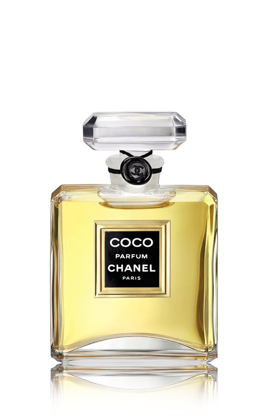 CHANEL,                             COCO<br />Parfum Bottle,                             Main thumbnail 1, color,                             NO COLOR