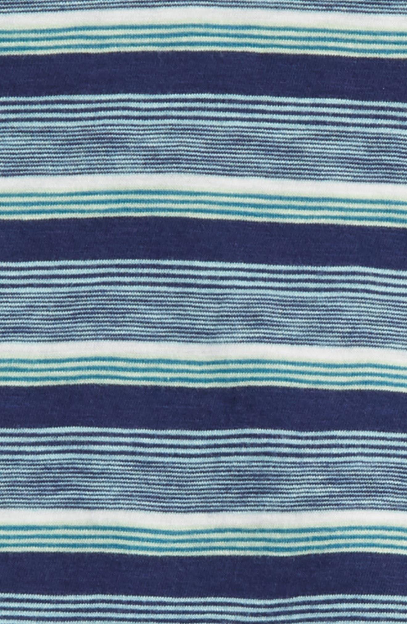V-Neck T-Shirt & Shorts Set,                             Alternate thumbnail 2, color,                             420