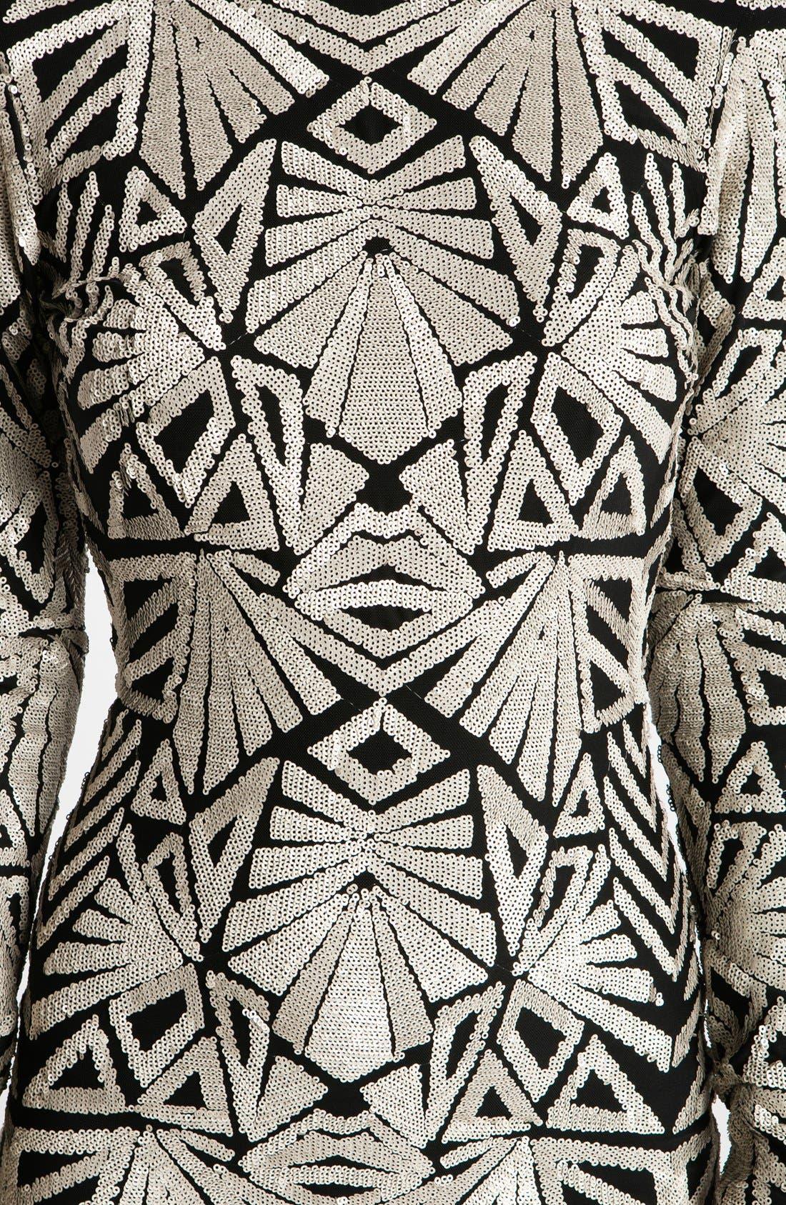 Emery Midi Dress,                             Alternate thumbnail 17, color,