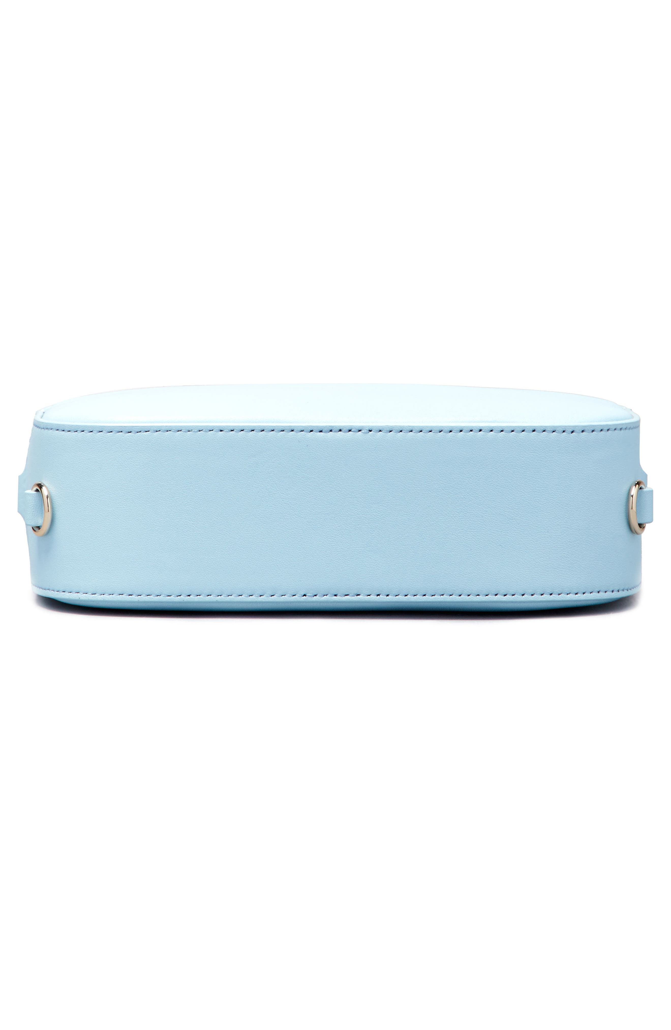 Personalized Leather Camera Bag,                             Alternate thumbnail 13, color,