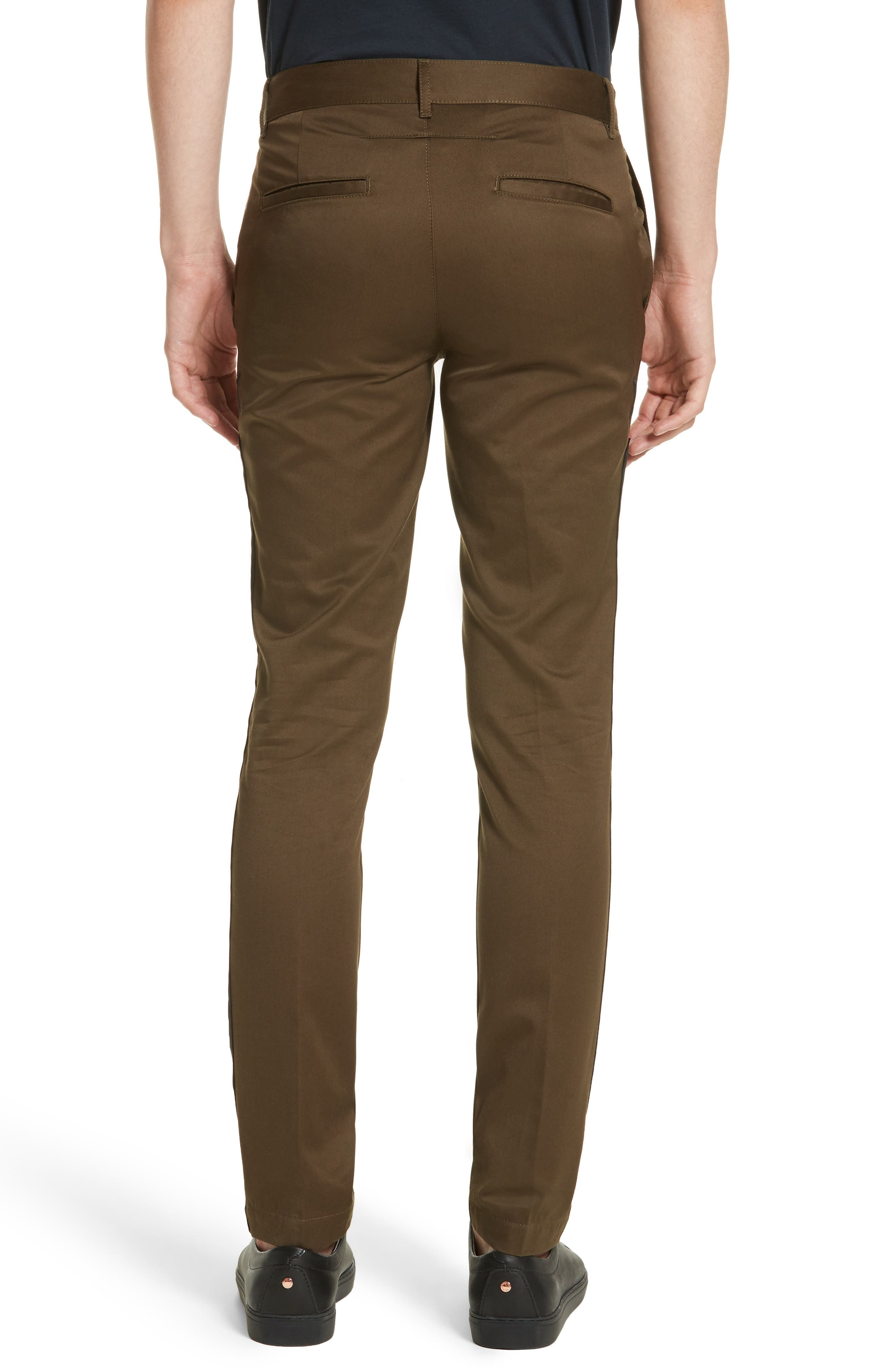 Tapered Leg Chinos,                             Alternate thumbnail 2, color,                             250